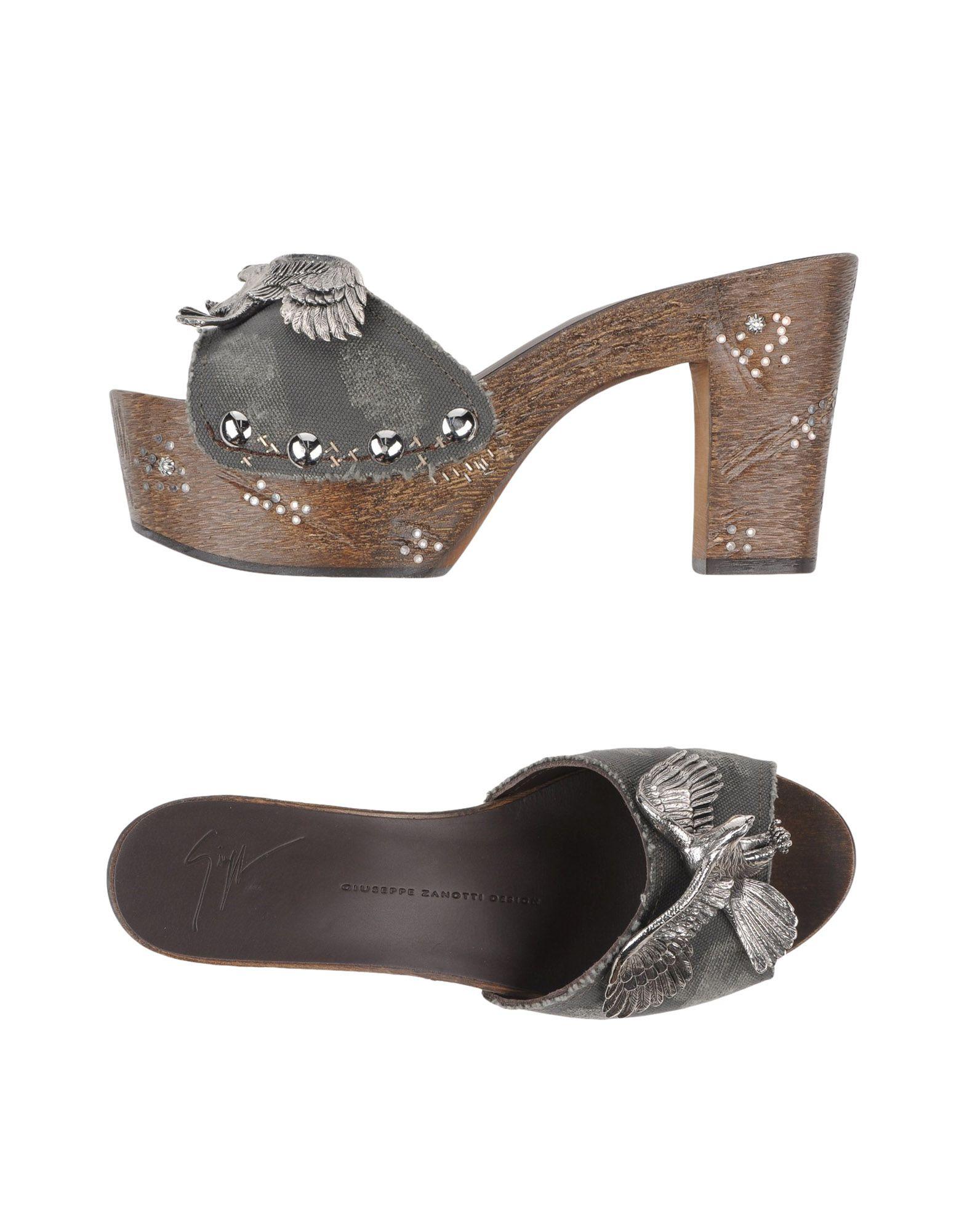 Giuseppe Zanotti Pantoletten Damen  44940682DT Neue Schuhe