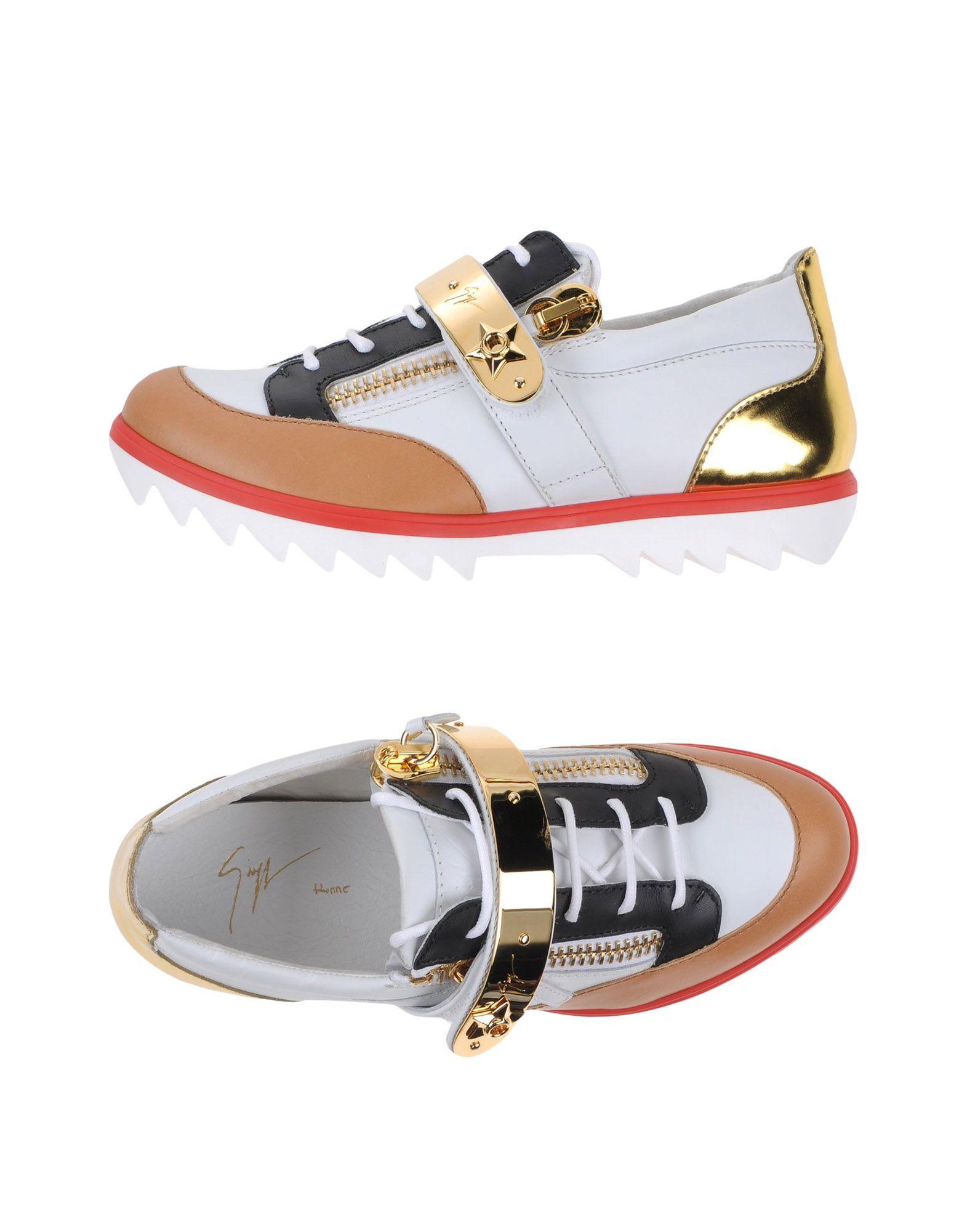 Giuseppe Zanotti Sneakers Herren  44940735PT