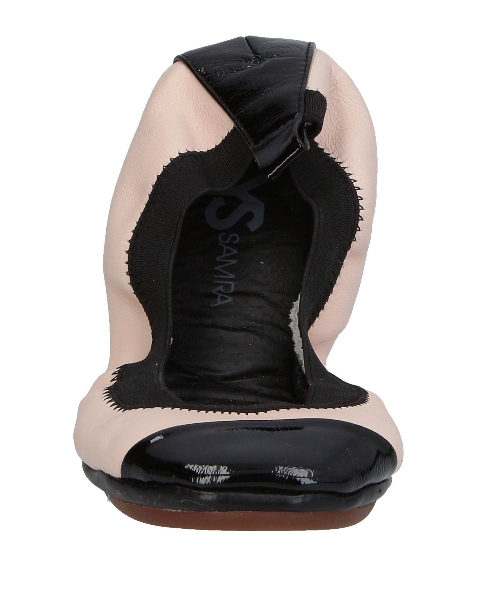 Yosi Samra Ballerinas Damen beliebte  44942743HC Gute Qualität beliebte Damen Schuhe 7981f1