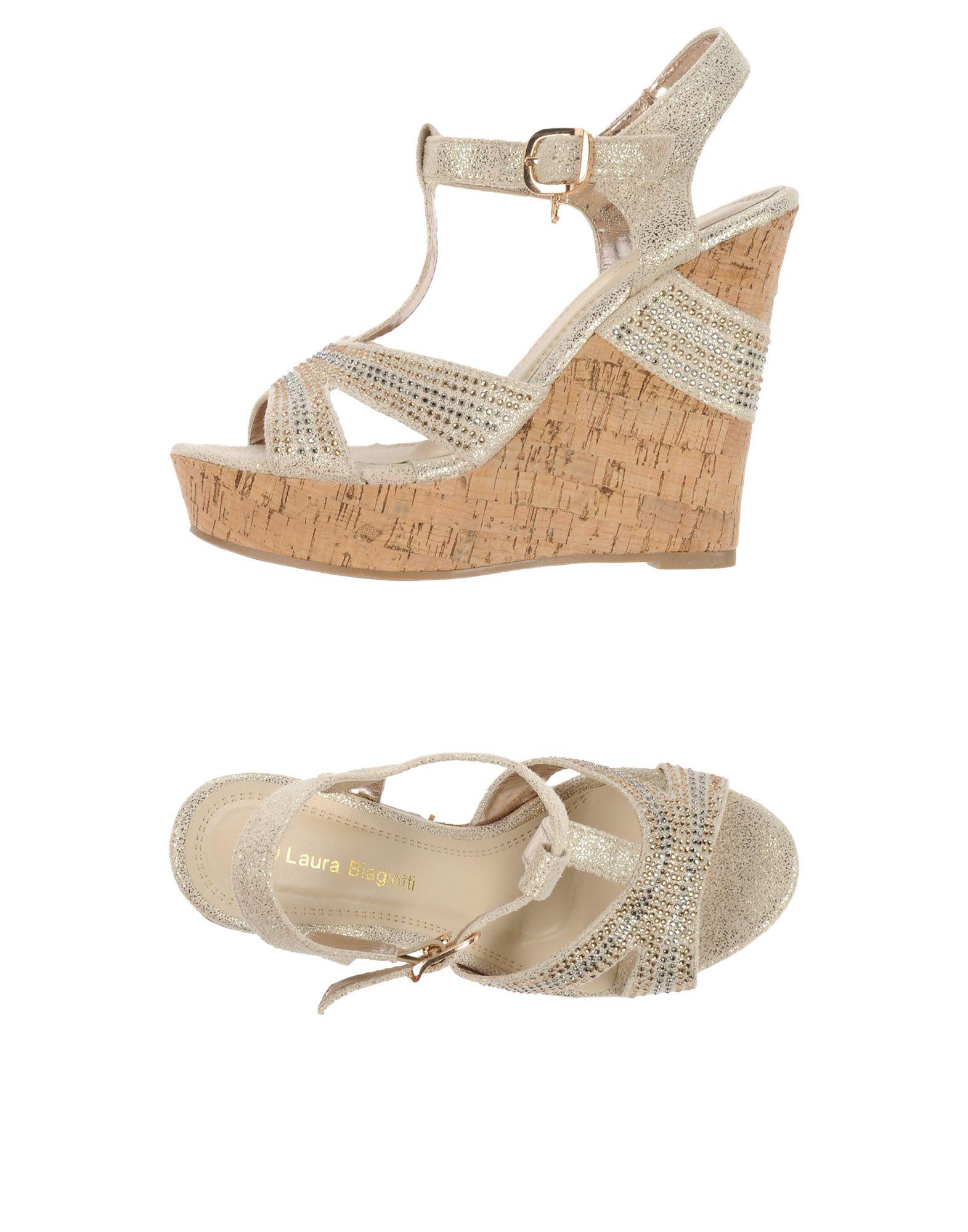 Laura Biagiotti Sandalen Damen  44945167XP Gute Qualität beliebte beliebte beliebte Schuhe fdb47e
