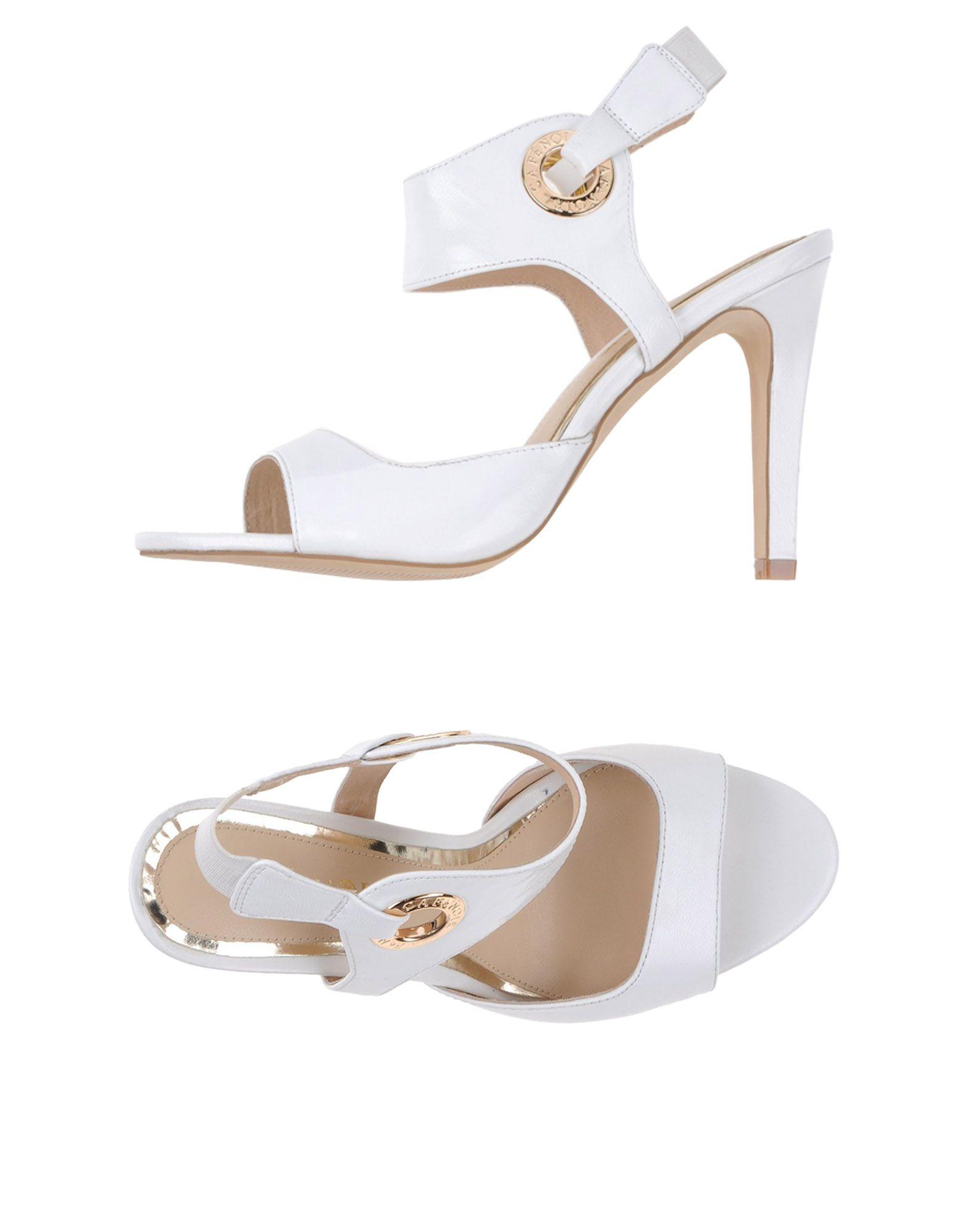 Günstige und modische Schuhe Cafènoir Sandalen Damen  44946432BE