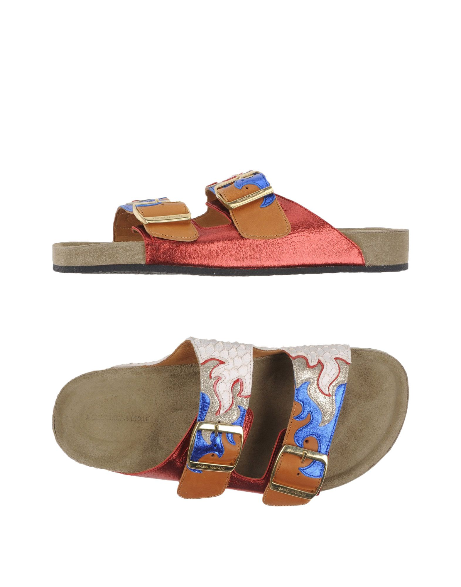 Isabel Marant Étoile Sandalen Damen  44947353CIGut aussehende strapazierfähige Schuhe