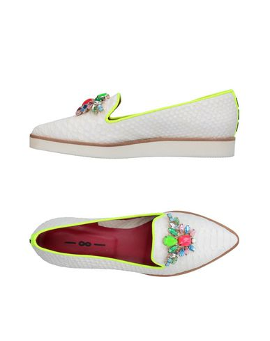Zapatos de hombres y mujeres de moda - casual Mocasín Mot-Clè Mujer - moda Mocasines Mot-Clè- 11260174EH Blanco 26d9d4