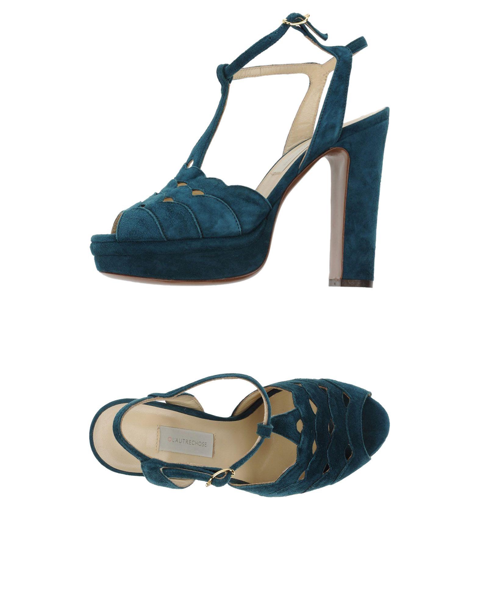 Sandali Lanvin Donna - 11453900LL Scarpe economiche e buone