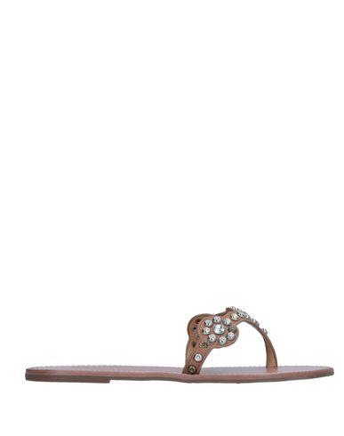 IOANNIS Flip Flops in Camel