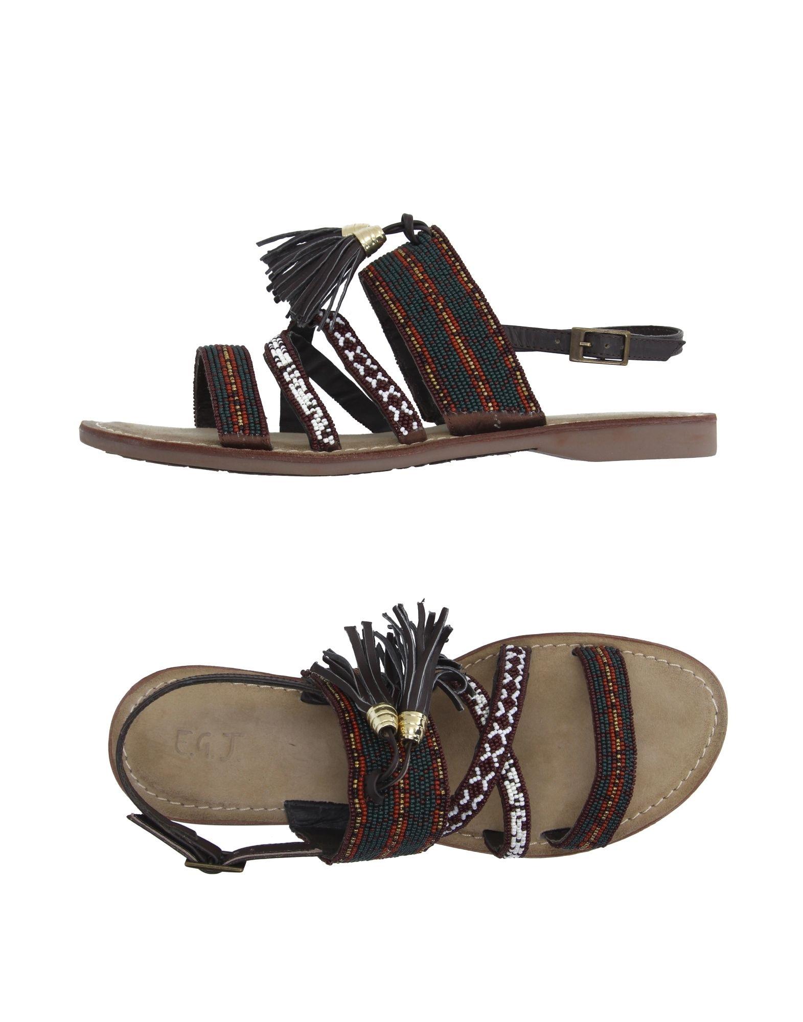 Gut um billige Schuhe  zu tragenE.G.J. Sandalen Damen  Schuhe 44949187TE 1a641d