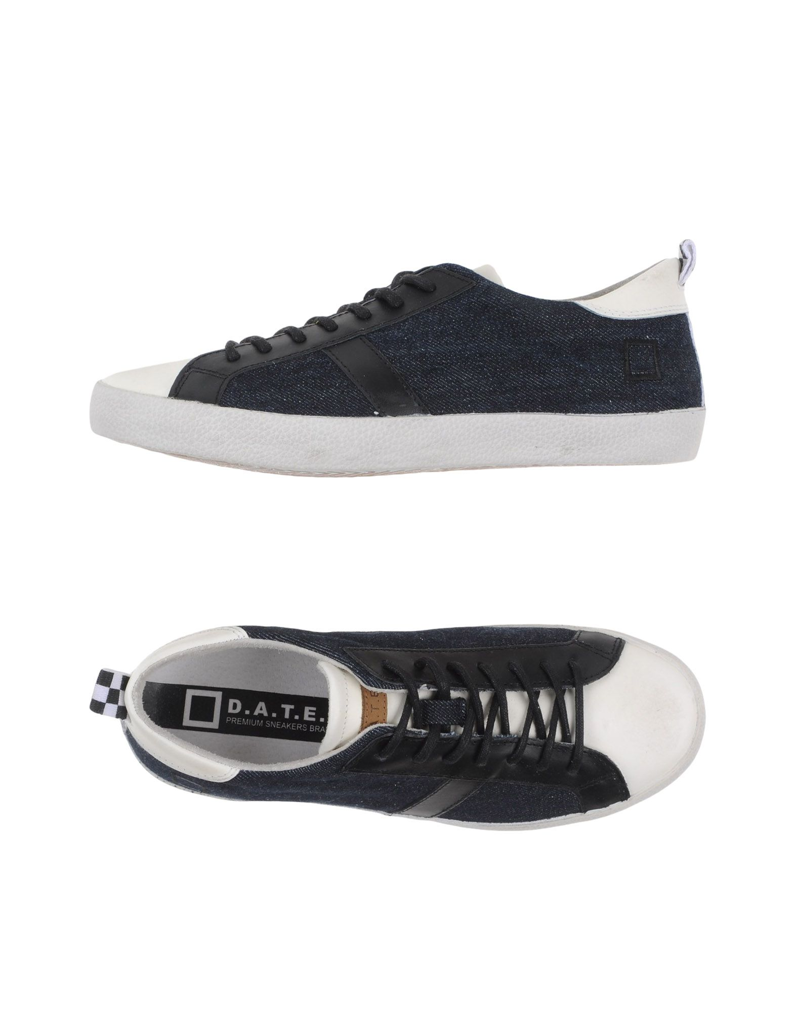 D.A.T.E. Sneakers Herren  44953211MJ Heiße Schuhe
