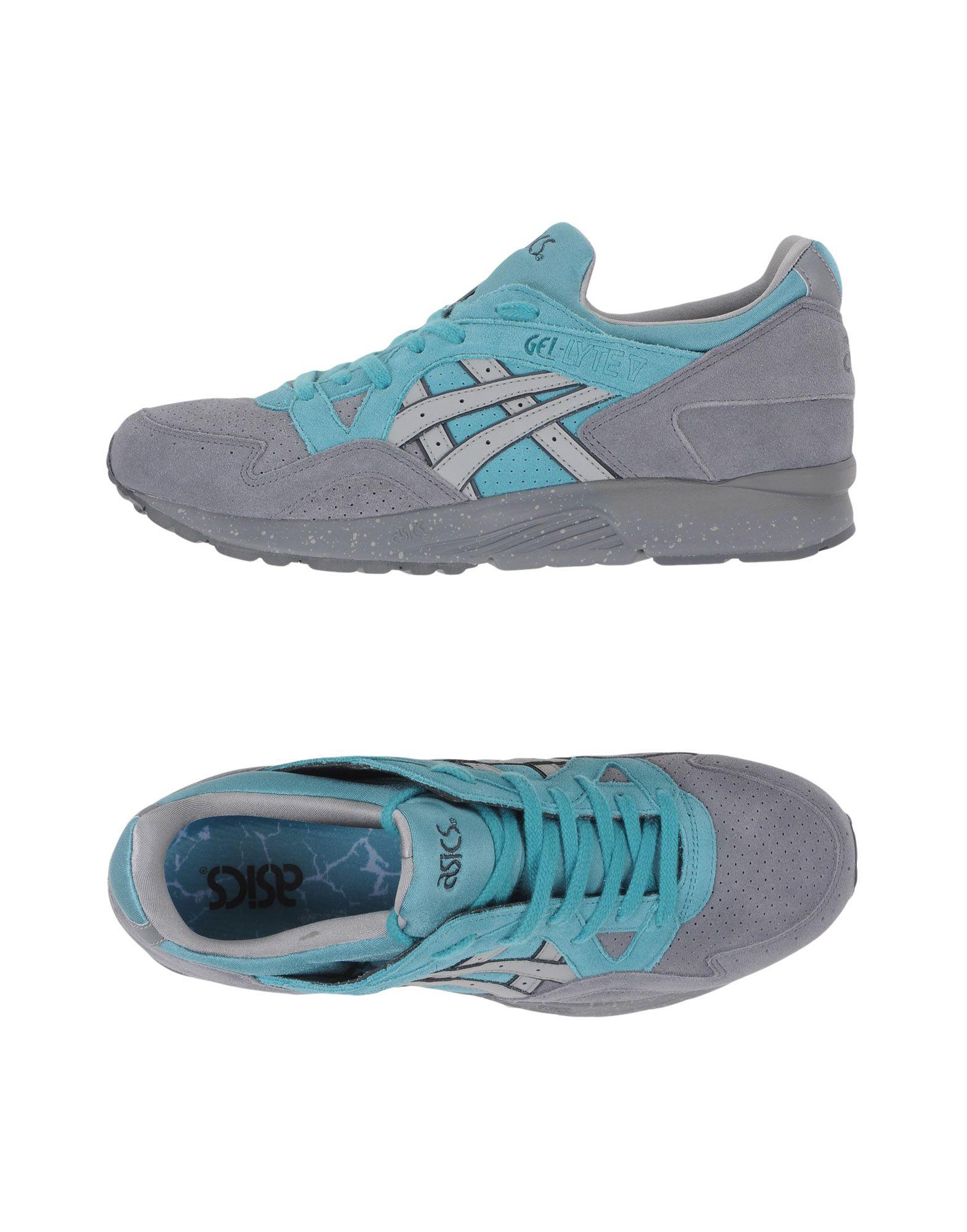 Rabatt echte Schuhe Asics Tiger Gel Lyte V Grey/Latigo Bay  44953776PA