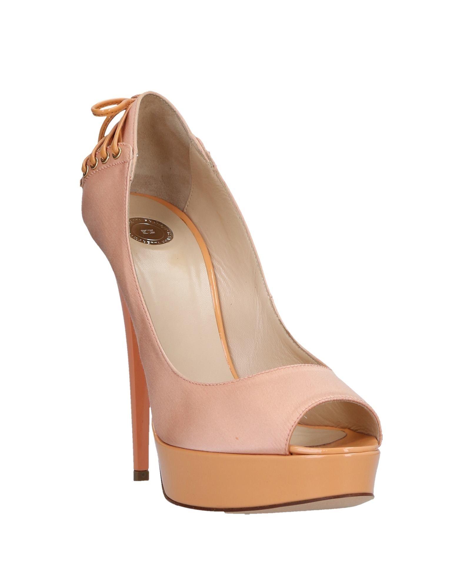 Rabatt Schuhe Pumps Elisabetta Franchi Pumps Schuhe Damen  44954490IS a0e41c