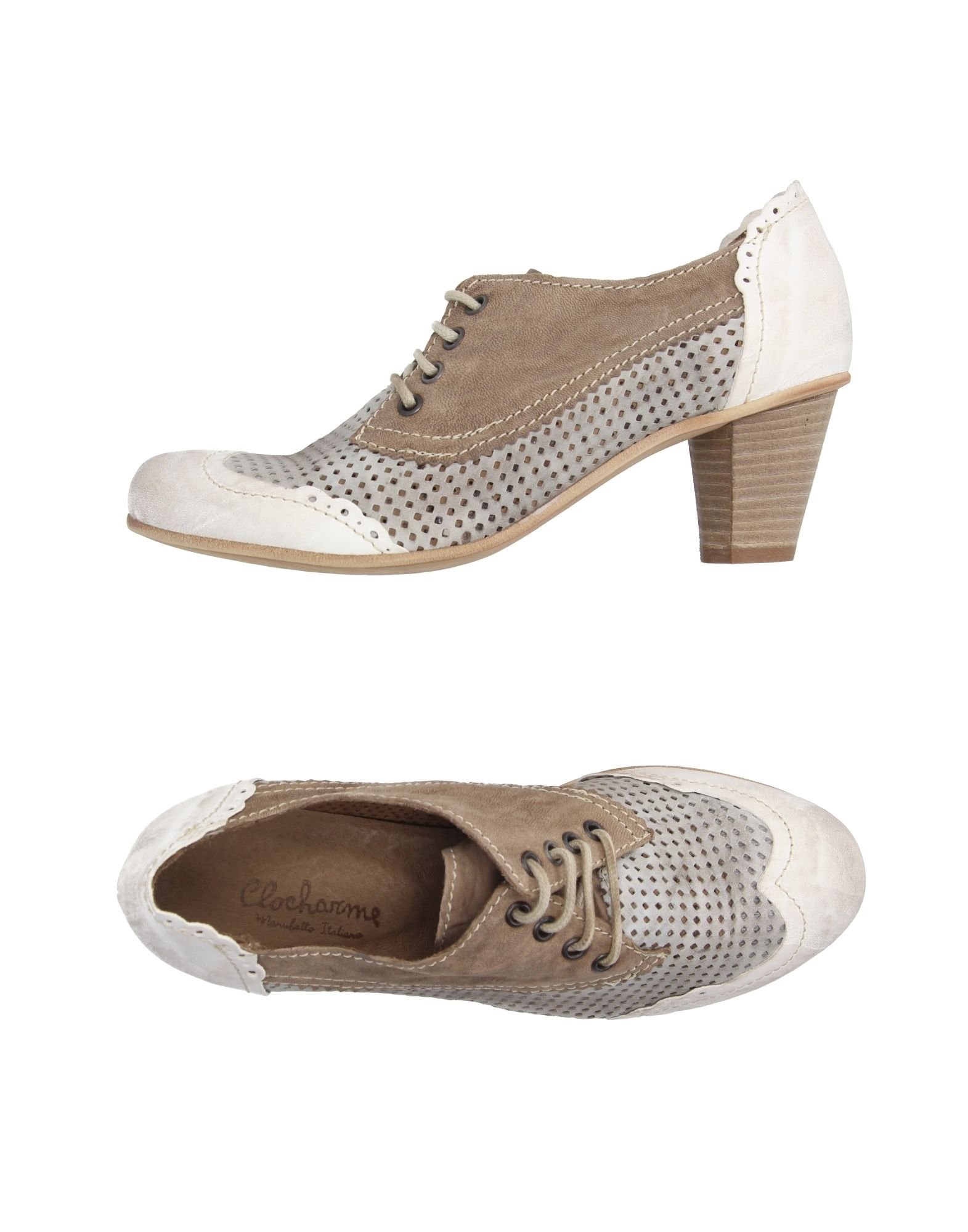 Clocharme Schnürschuhe Damen  44955640NJ Gute Qualität beliebte Schuhe