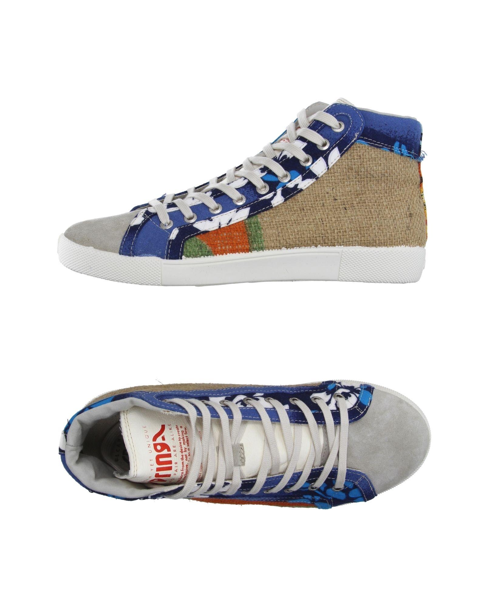 Rabatt Rabatt Rabatt echte Schuhe Springa Sneakers Herren  44957188HG f7abd0