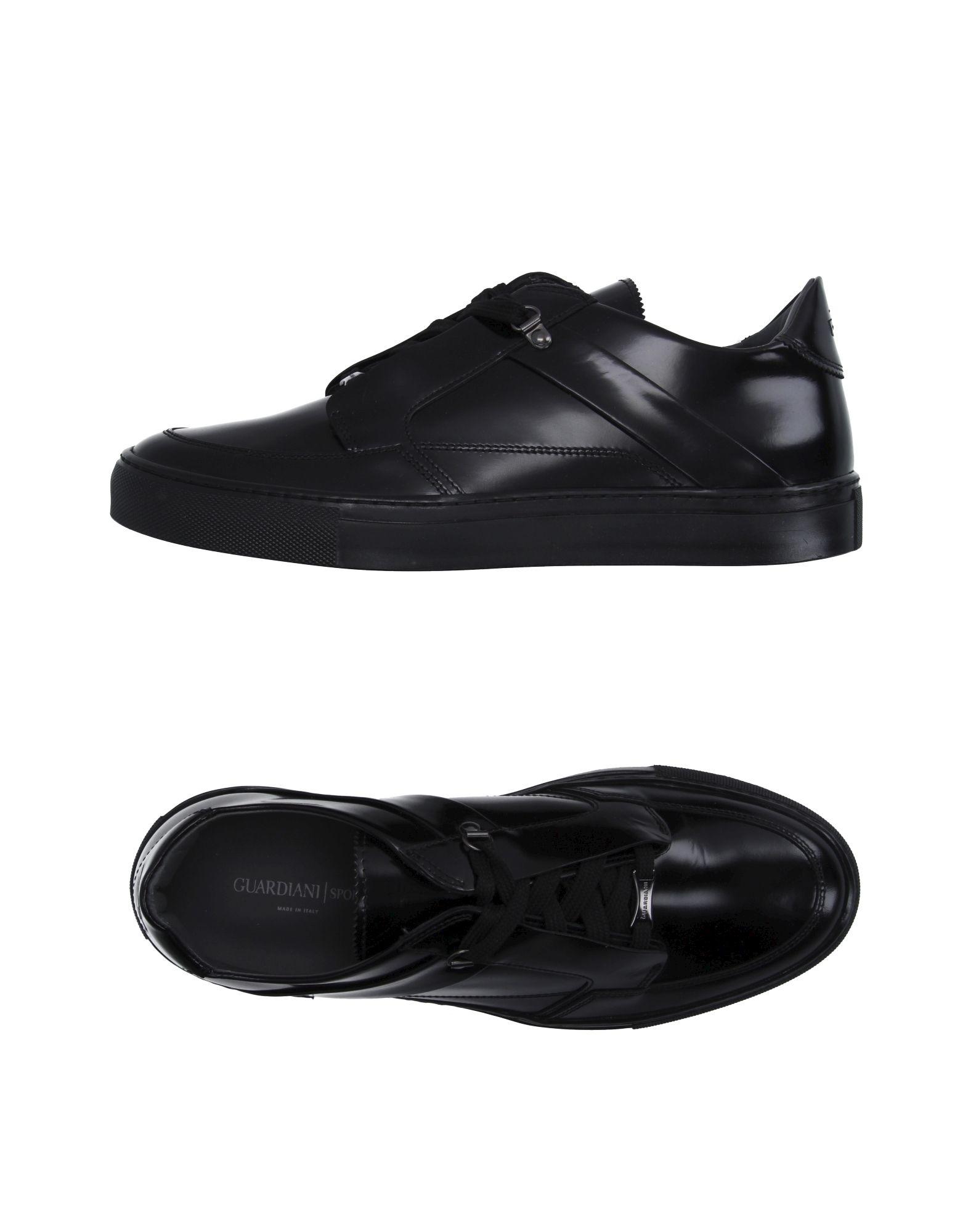 Rabatt echte Schuhe Alberto Guardiani Sneakers Herren  44957369SG