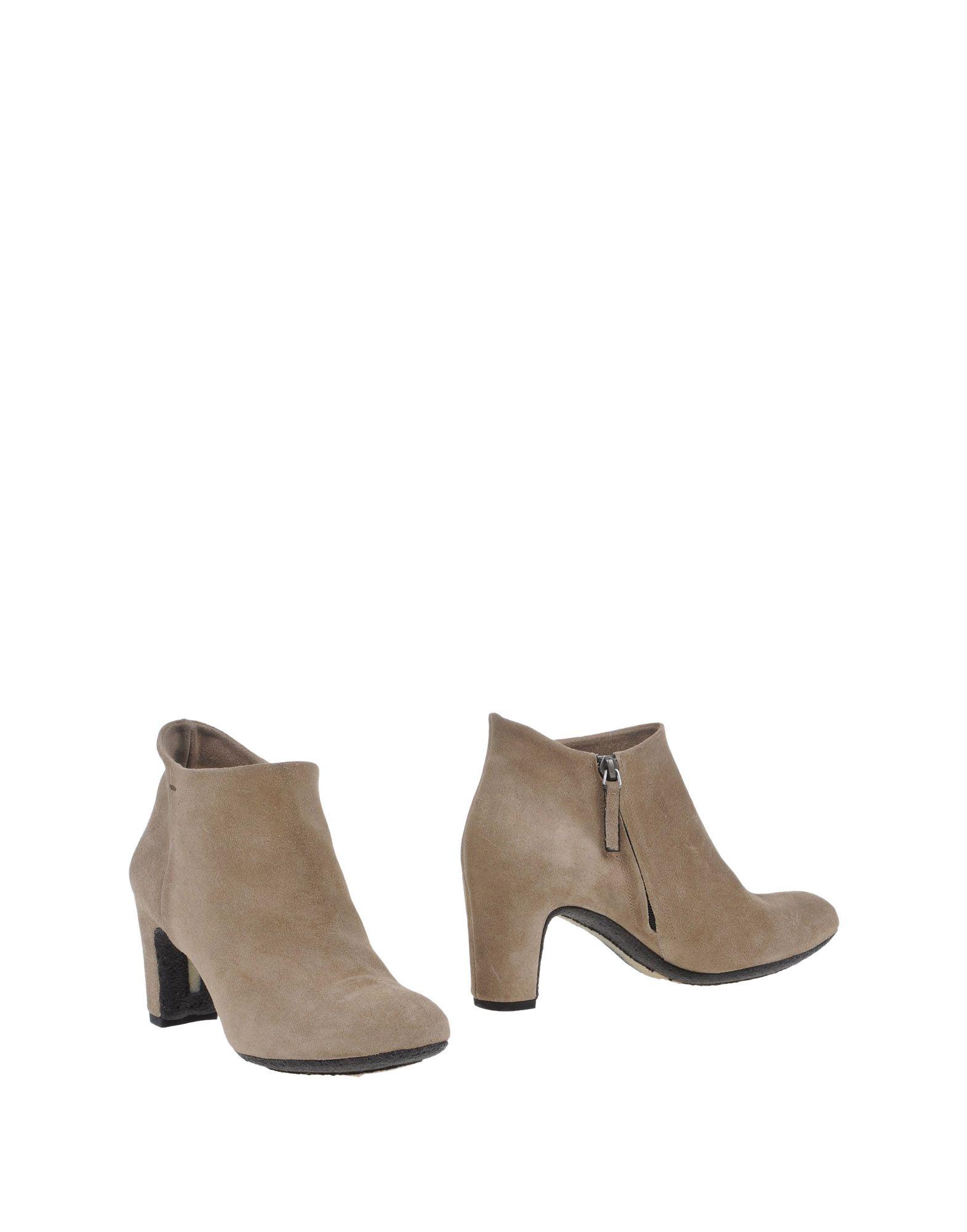 Bottine Roberto Del Carlo Femme - Bottines Roberto Del Carlo Beige Nouvelles chaussures pour hommes et femmes, remise limitée dans le temps