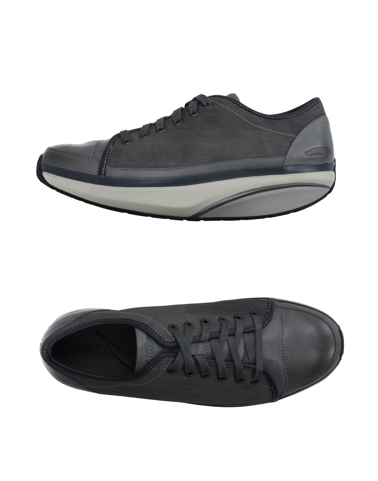Sneakers Mbt Homme - Sneakers Mbt  Plomb Remise de marque
