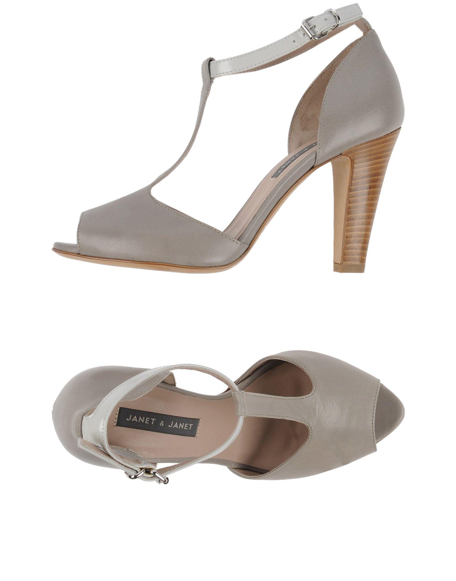 Janet & Janet Sandalen Damen Schuhe 44959760FL Gute Qualität beliebte Schuhe Damen e103ab