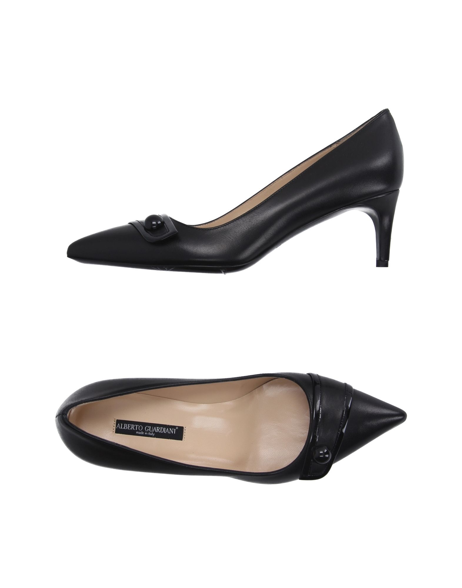 Stilvolle billige Damen Schuhe Alberto Guardiani Pumps Damen billige  44961214KK 4a2715