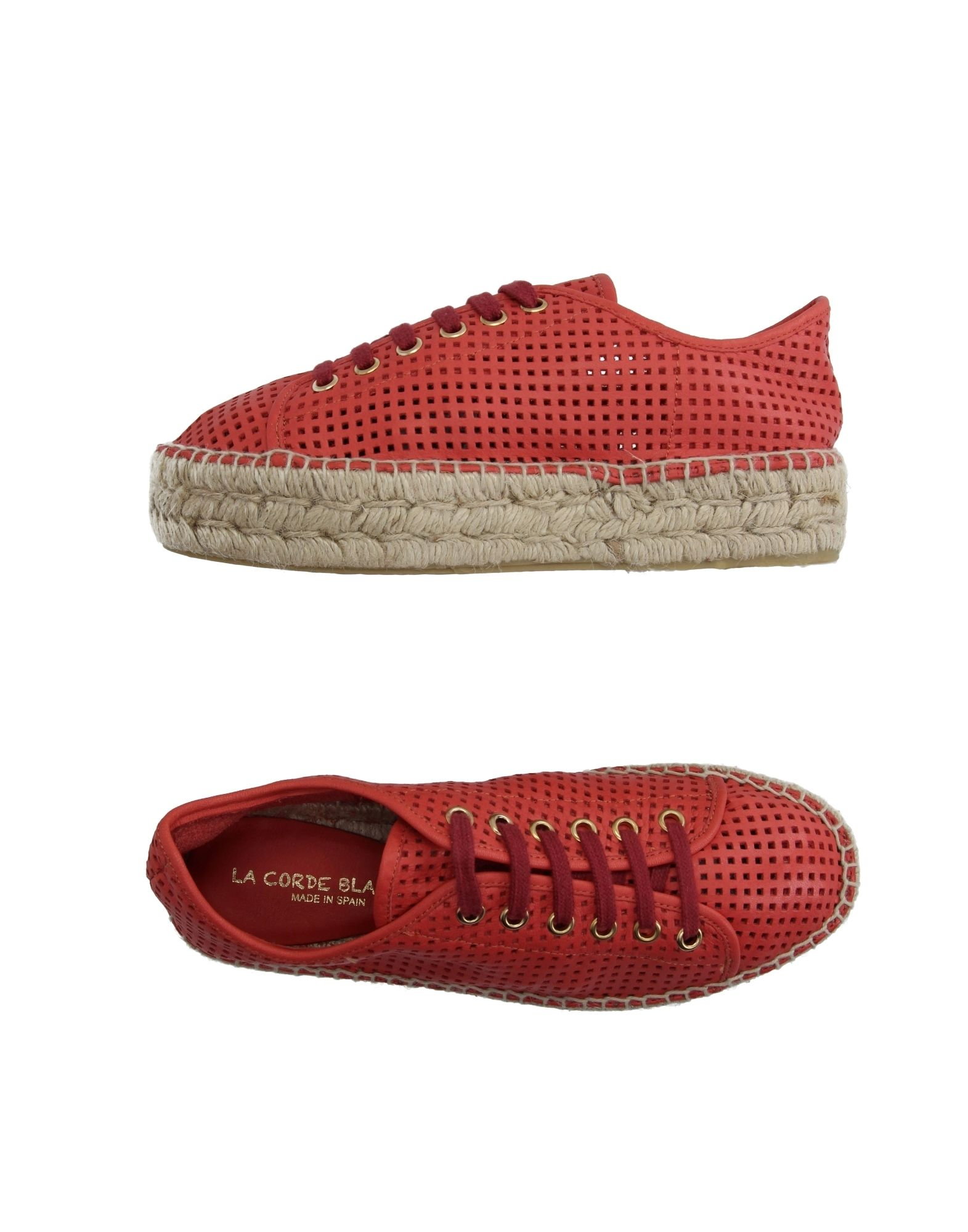 La Corde Blanche Espadrilles Damen  44962252VR Gute Qualität beliebte Schuhe