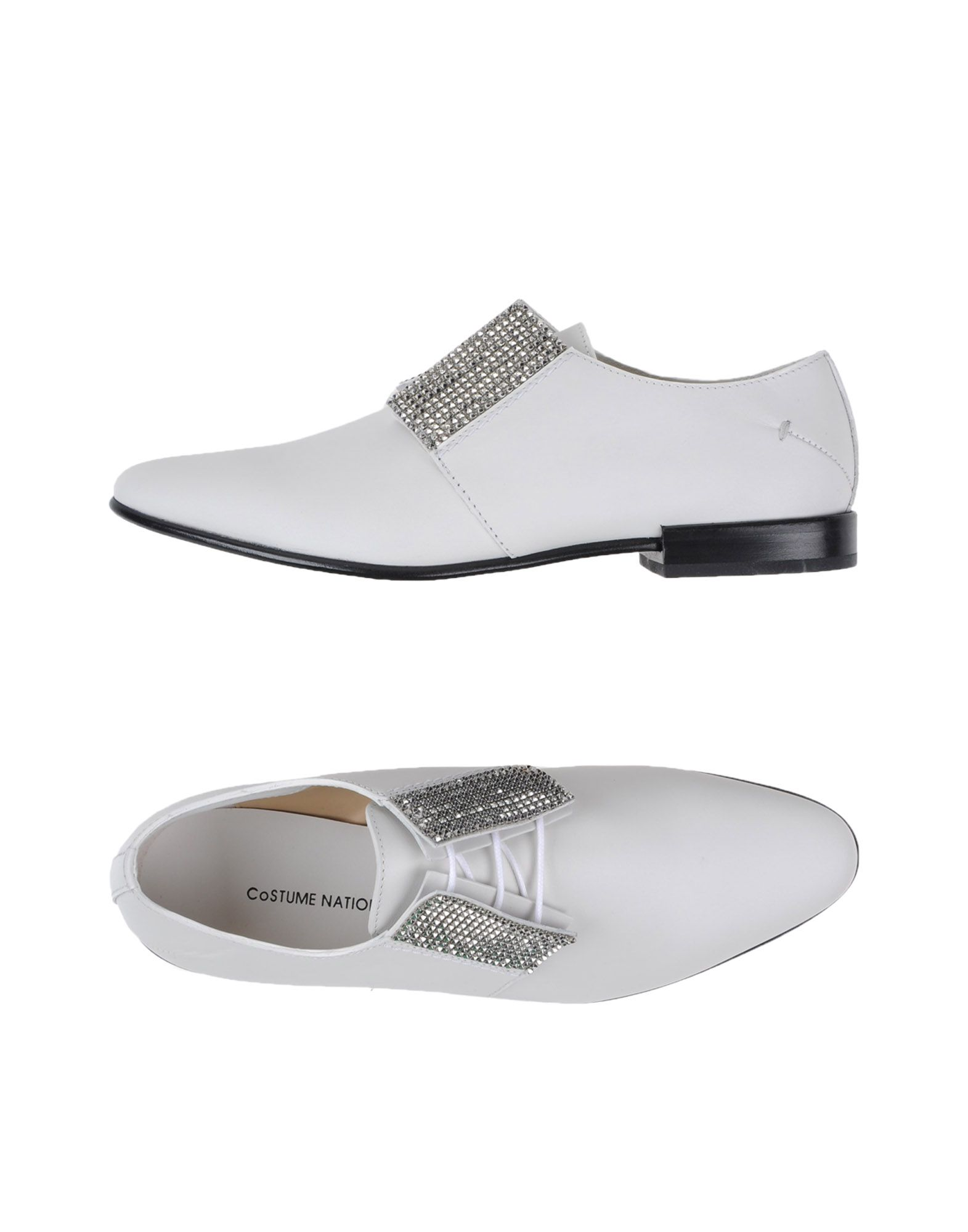 Chaussures À Lacets Costume National Femme - Chaussures À Lacets Costume National sur