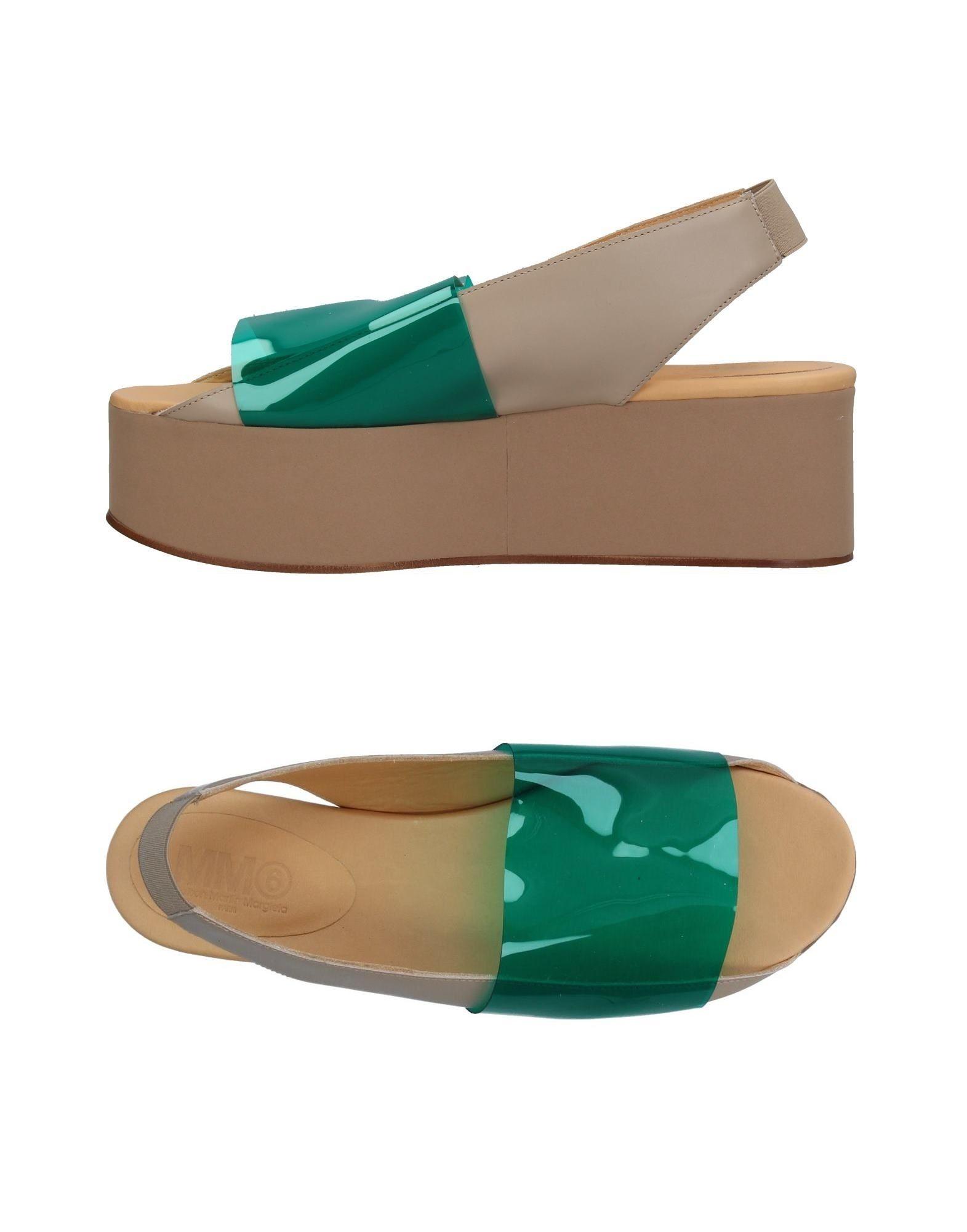 Mm6 Maison Margiela Sandalen Damen  44962691JGGut 44962691JGGut 44962691JGGut aussehende strapazierfähige Schuhe 28027f