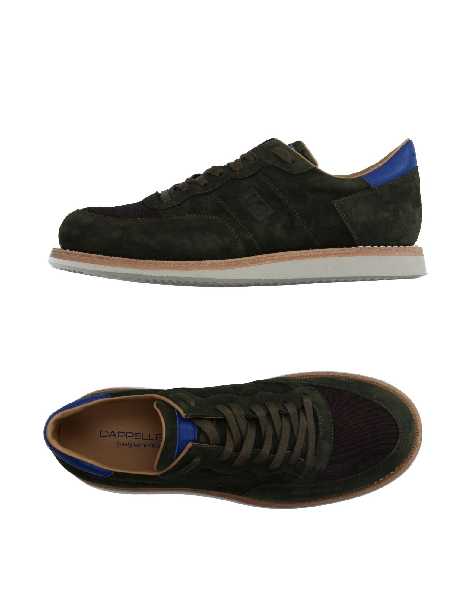 Rabatt echte Schuhe Cappelletti Sneakers Herren  44964288EK