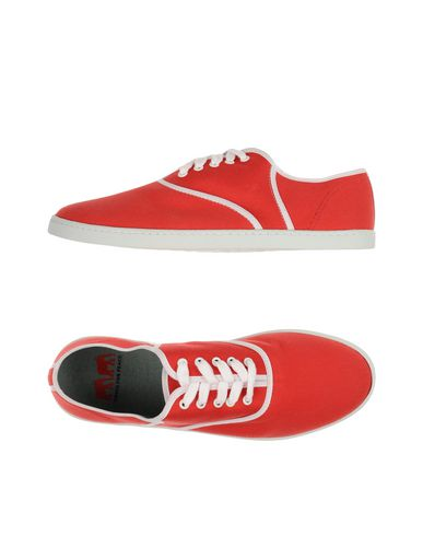 TWINS FOR PEACE Sneakers in Red