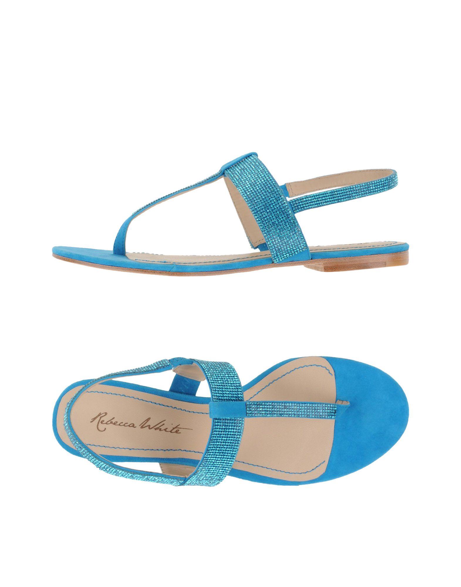 Rebecca White Dianetten Damen  44965784NV Gute Qualität beliebte Schuhe