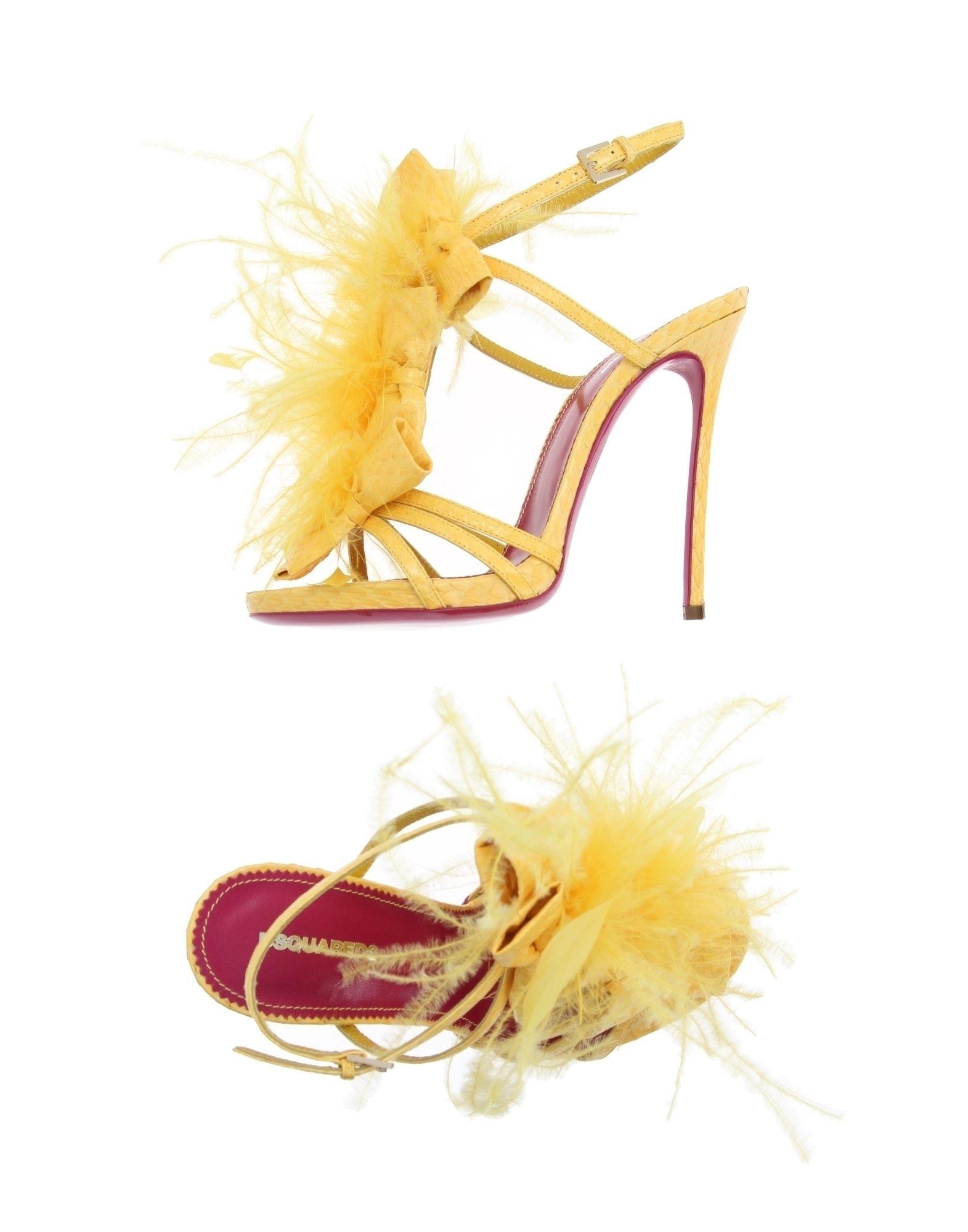 Dsquared2 Sandalen Damen  44968426VSGünstige gut aussehende Schuhe