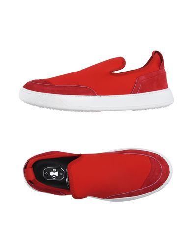 BB BRUNO BORDESE Sneakers in Red