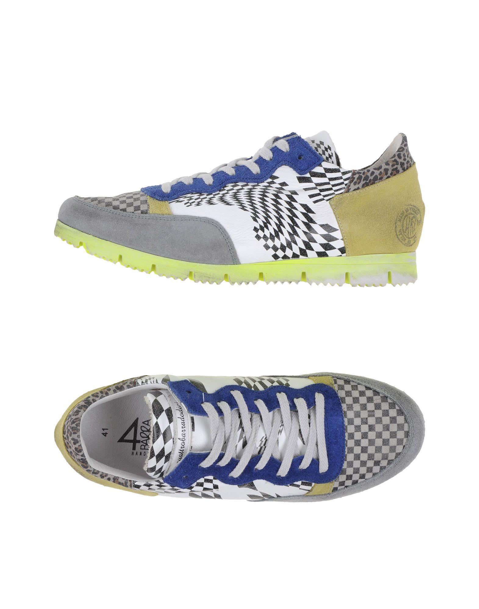 Rabatt echte Sneakers Schuhe Quattrobarradodici Sneakers echte Herren  44968636KM 53d263