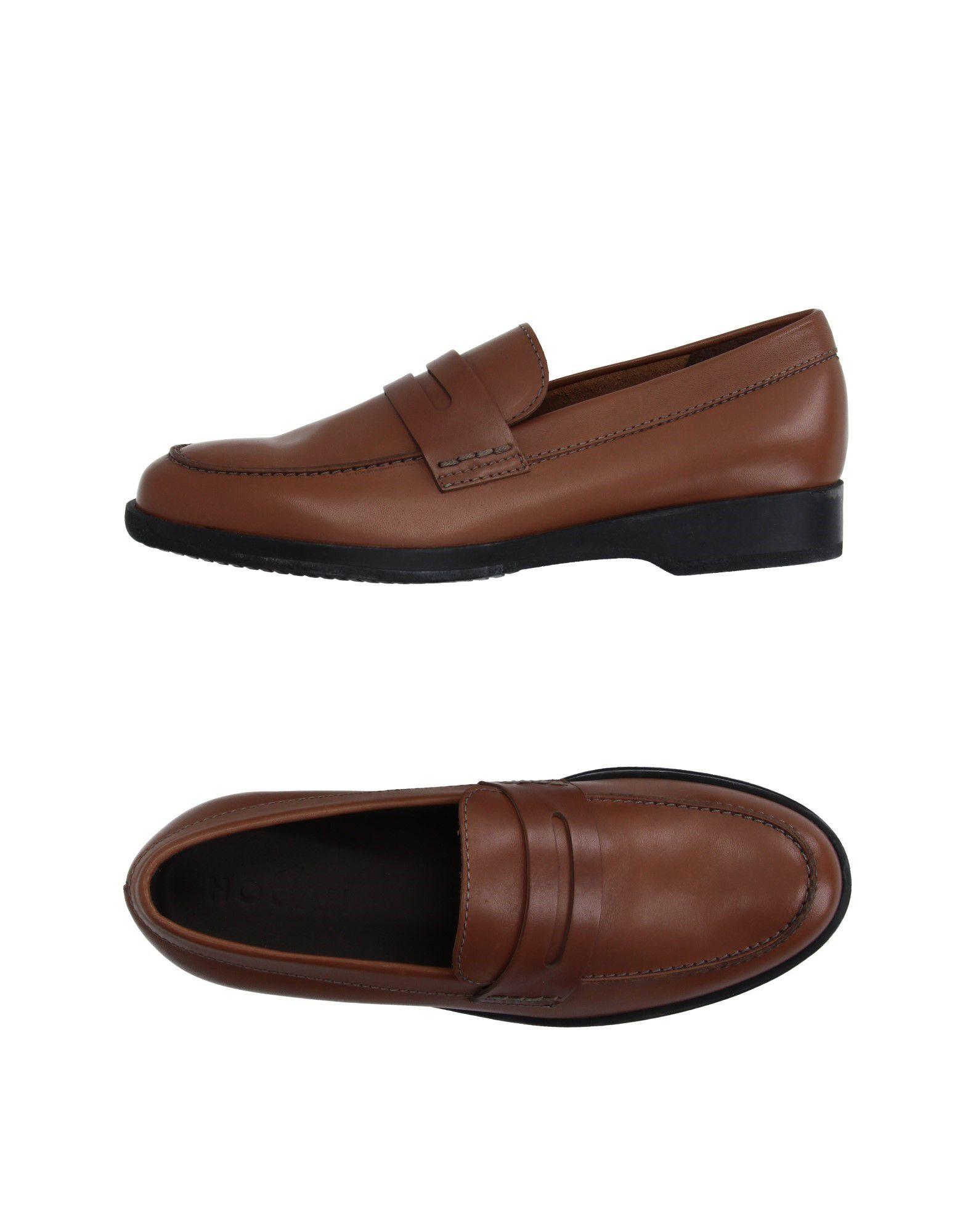 Rabatt echte Schuhe Hogan Mokassins Herren  44970709CP