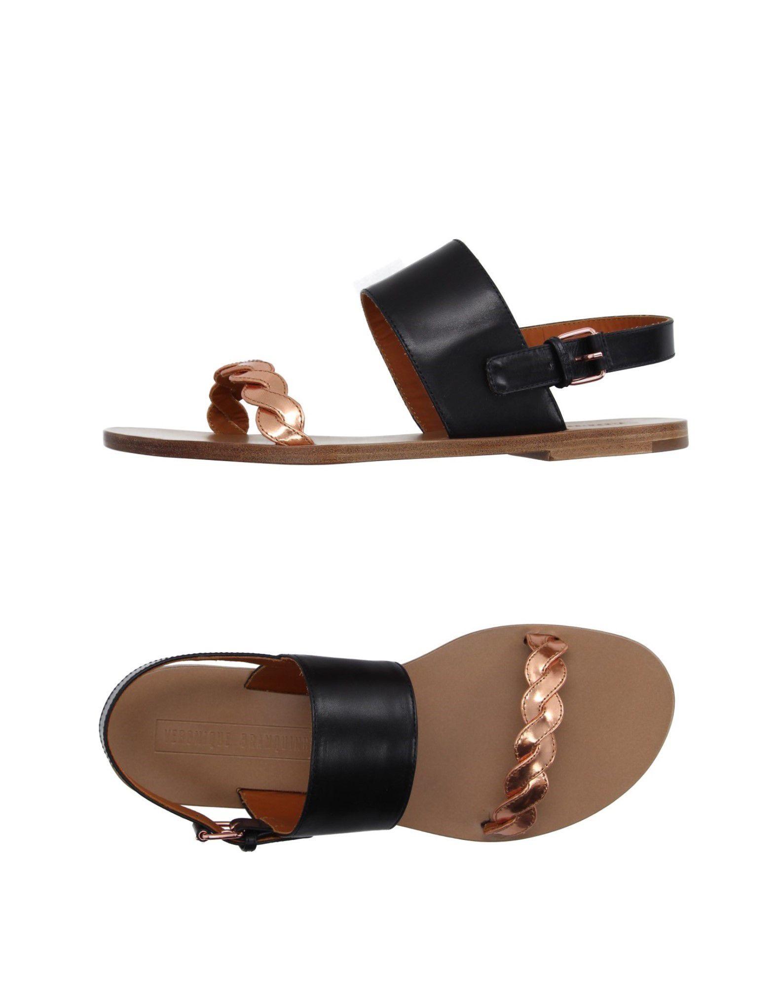 Stilvolle billige Schuhe Veronique  Branquinho Sandalen Damen  Veronique 44971899JV df3516