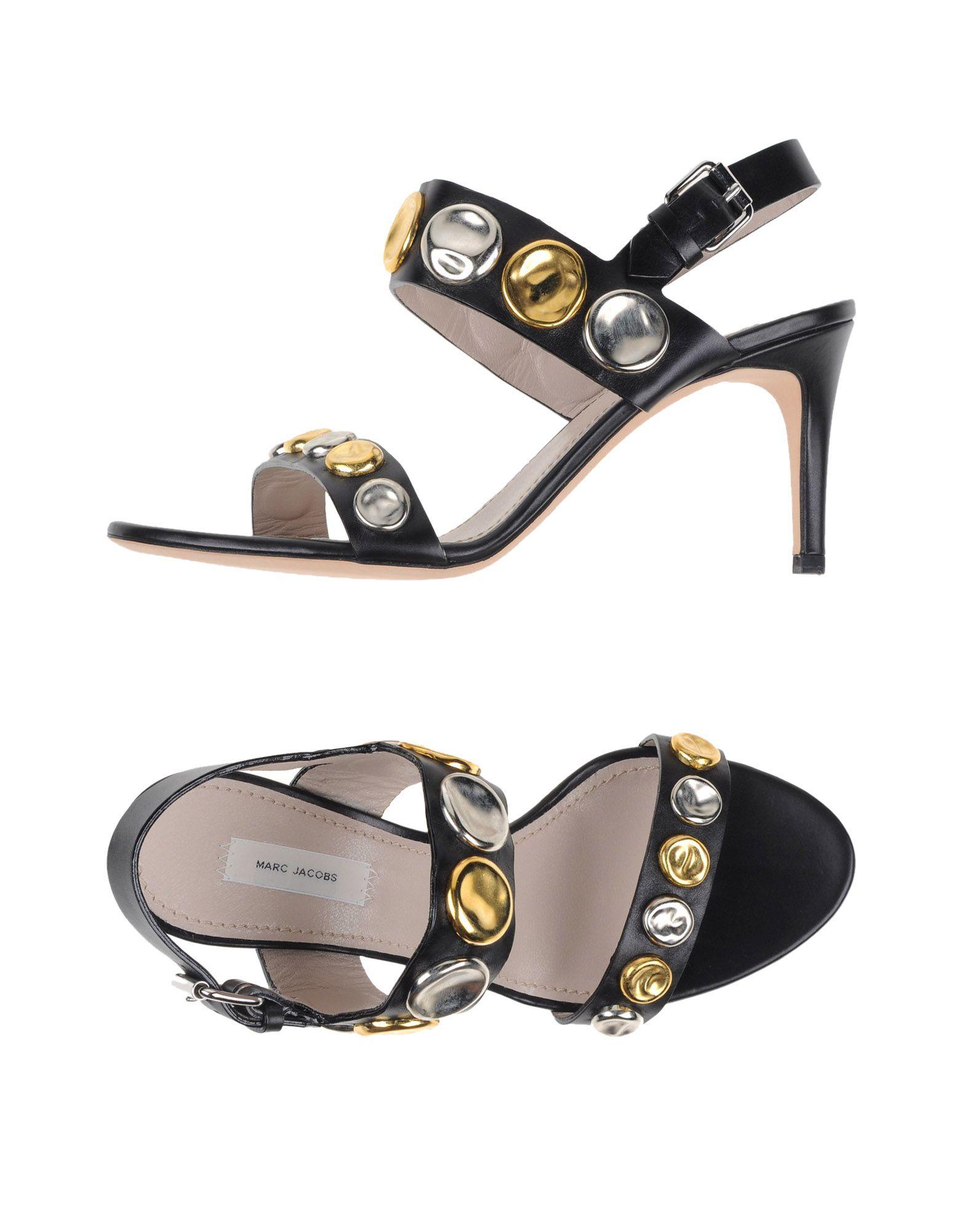 Rabatt Schuhe Marc Jacobs Sandalen Sandalen Sandalen Damen  44971963KO 94d9fe