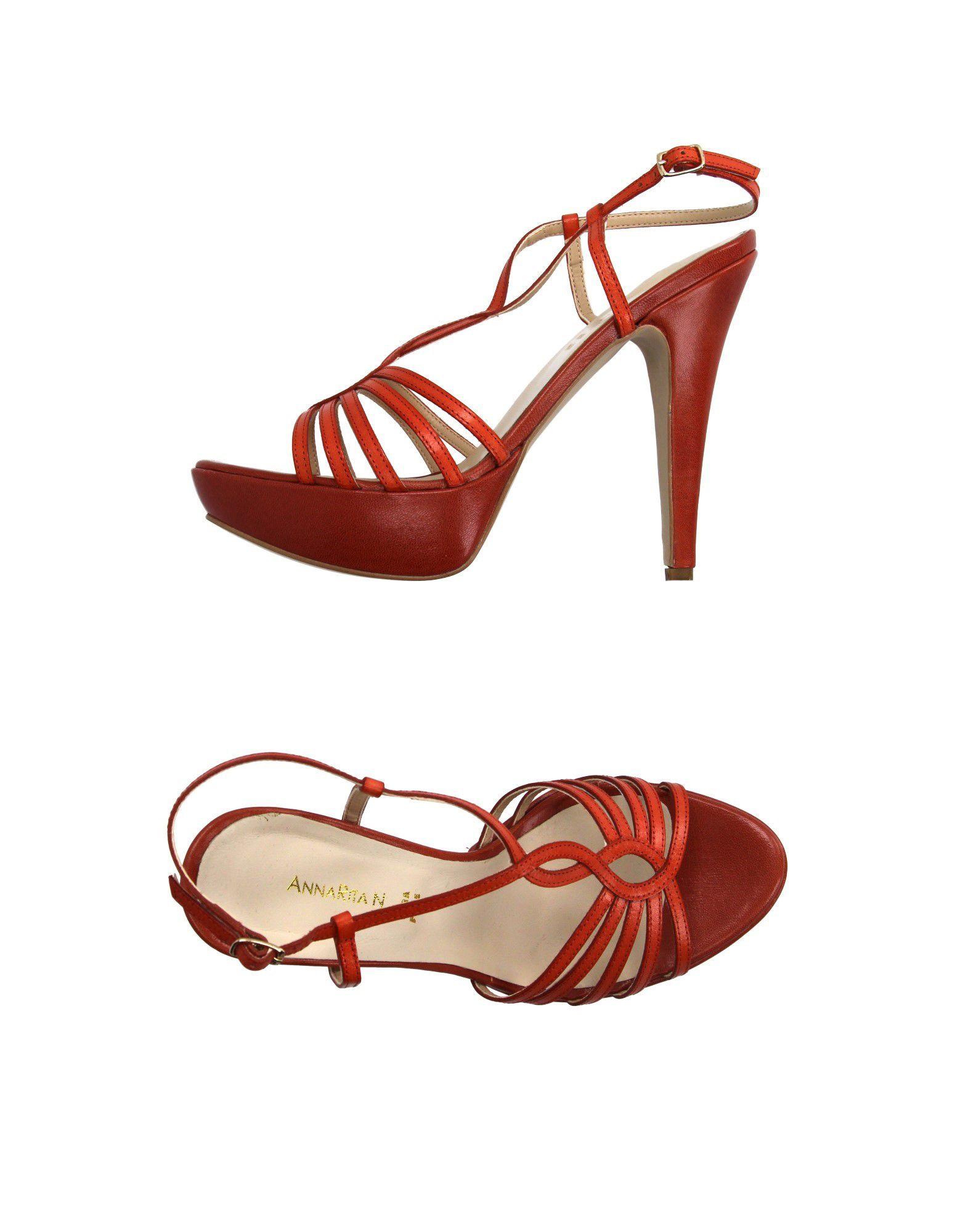 Annarita N. Sandalen Damen  44972170IF Gute Qualität beliebte Schuhe