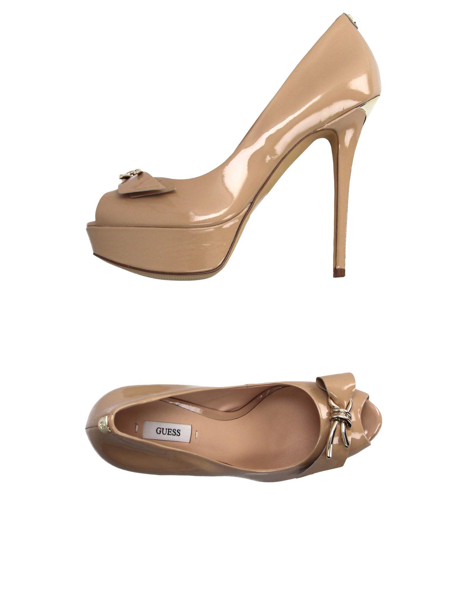 Stilvolle billige Schuhe Guess Pumps 44972893BD Damen  44972893BD Pumps 149ebd