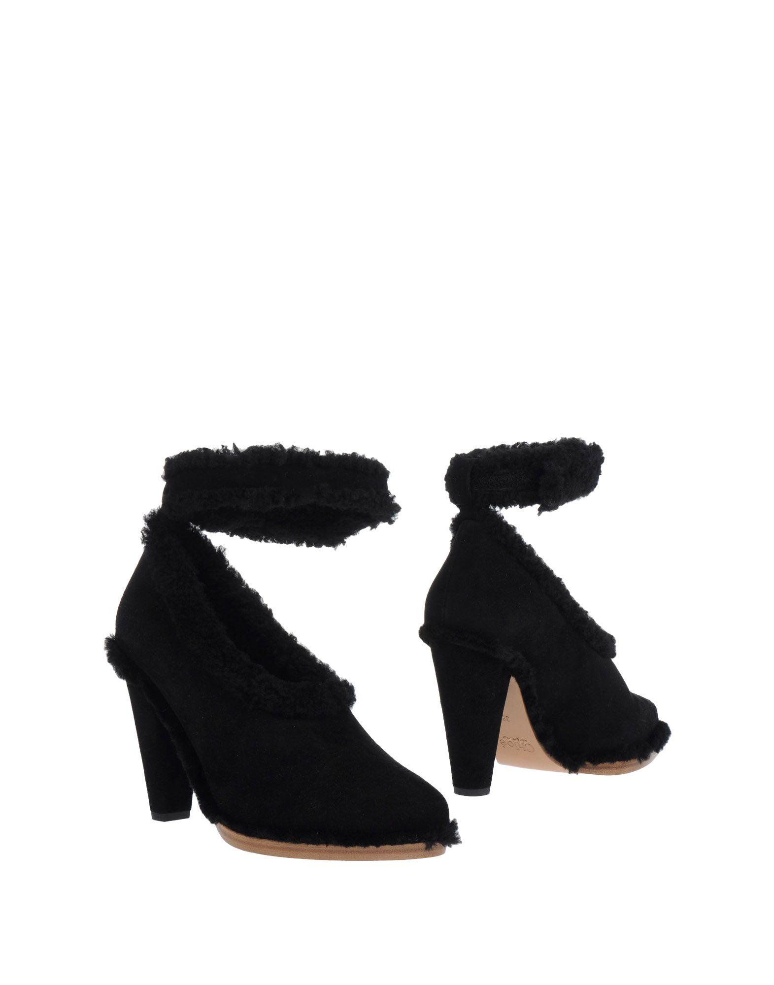Chloé Stiefelette Damen  44973686UXGünstige gut aussehende Schuhe