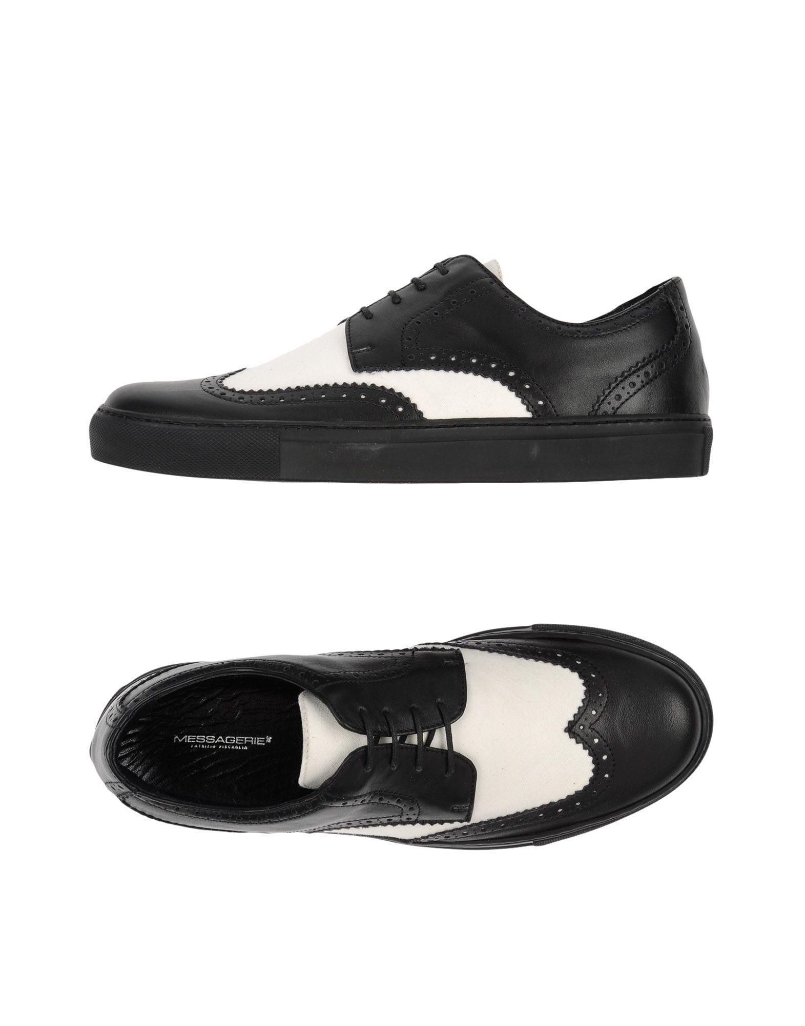 Messagerie Schnürschuhe Herren  44974074FS Gute Qualität beliebte Schuhe