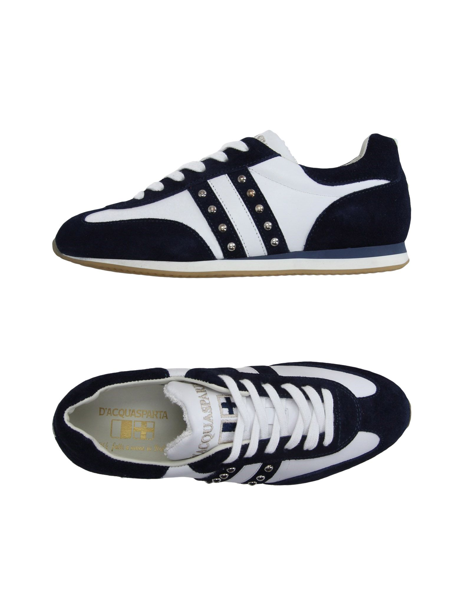 Günstige und modische Schuhe D'Acquasparta Sneakers Damen  44976543GC