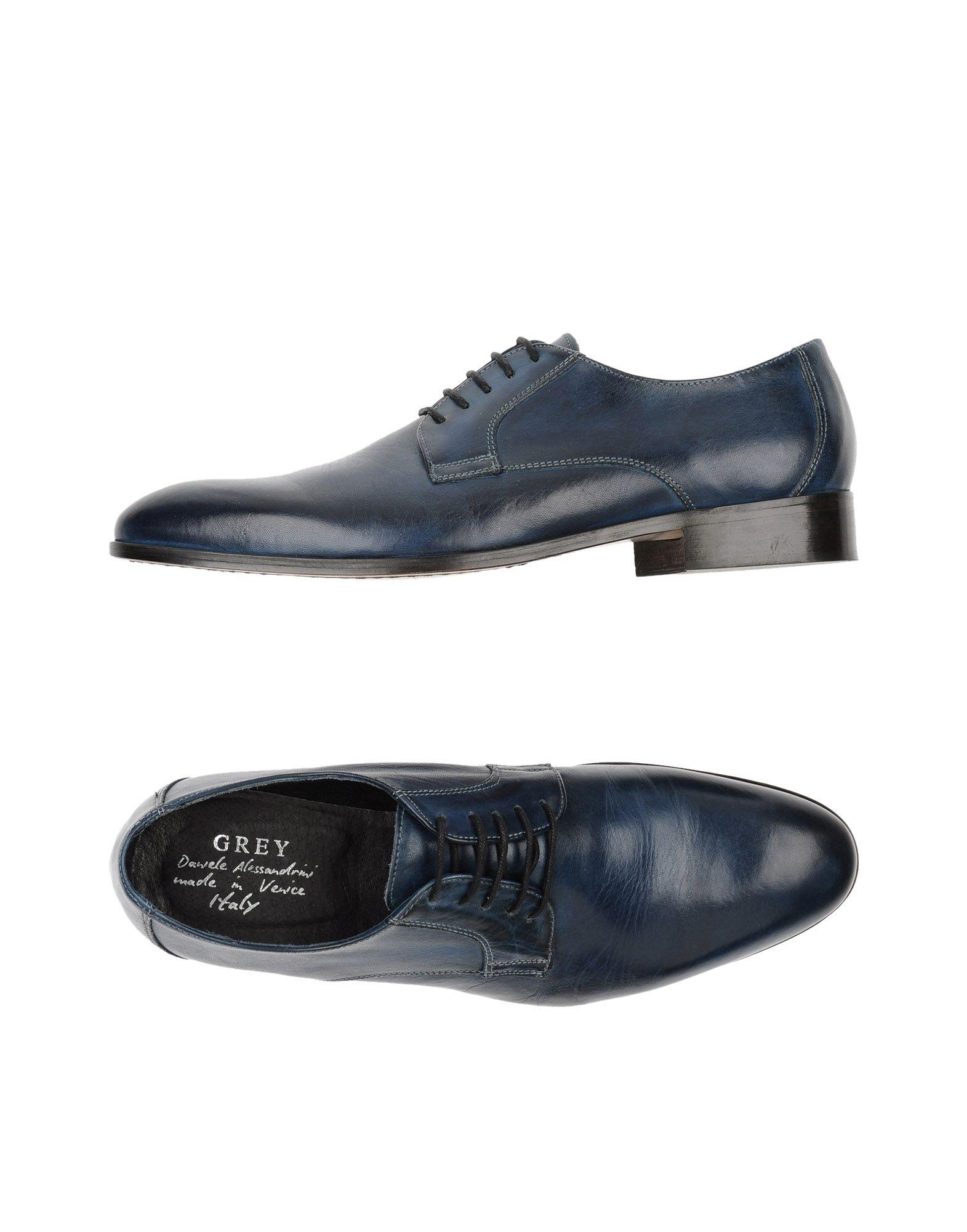 Rabatt echte Schuhe Daniele Alessandrini Schnürschuhe Herren  44976682FP