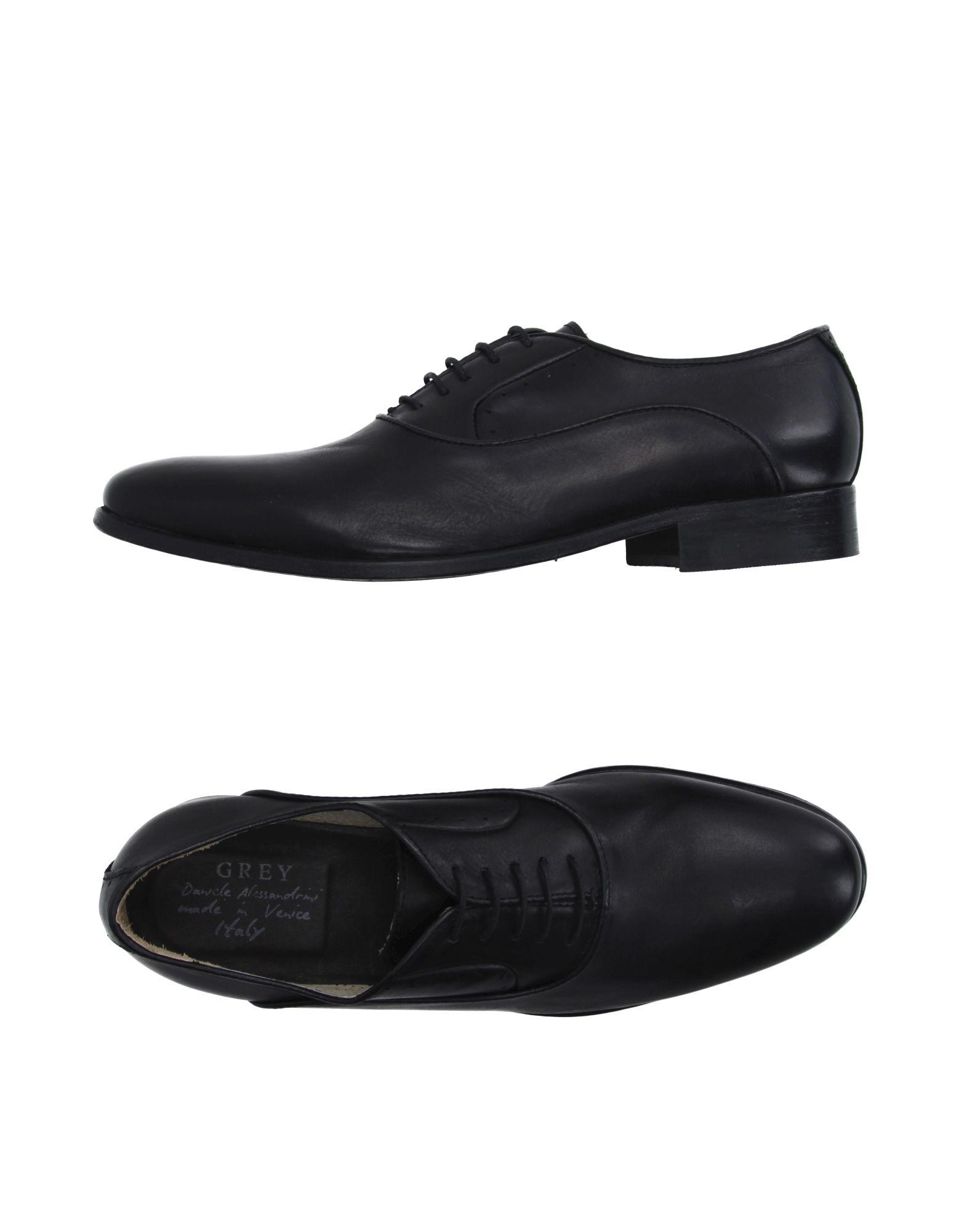 Rabatt echte Schuhe Daniele Alessandrini Schnürschuhe Herren  44976745OO