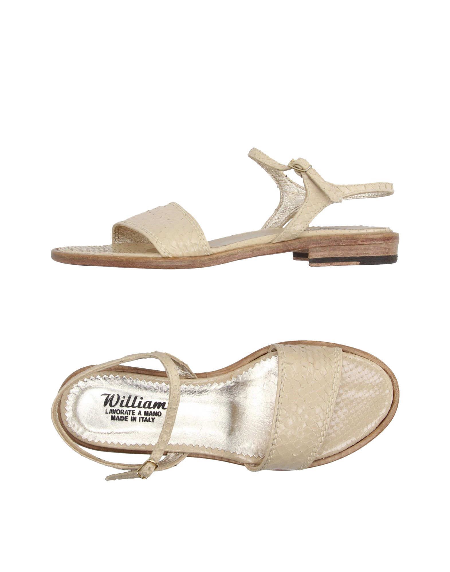 Sandales William Femme - Sandales William sur