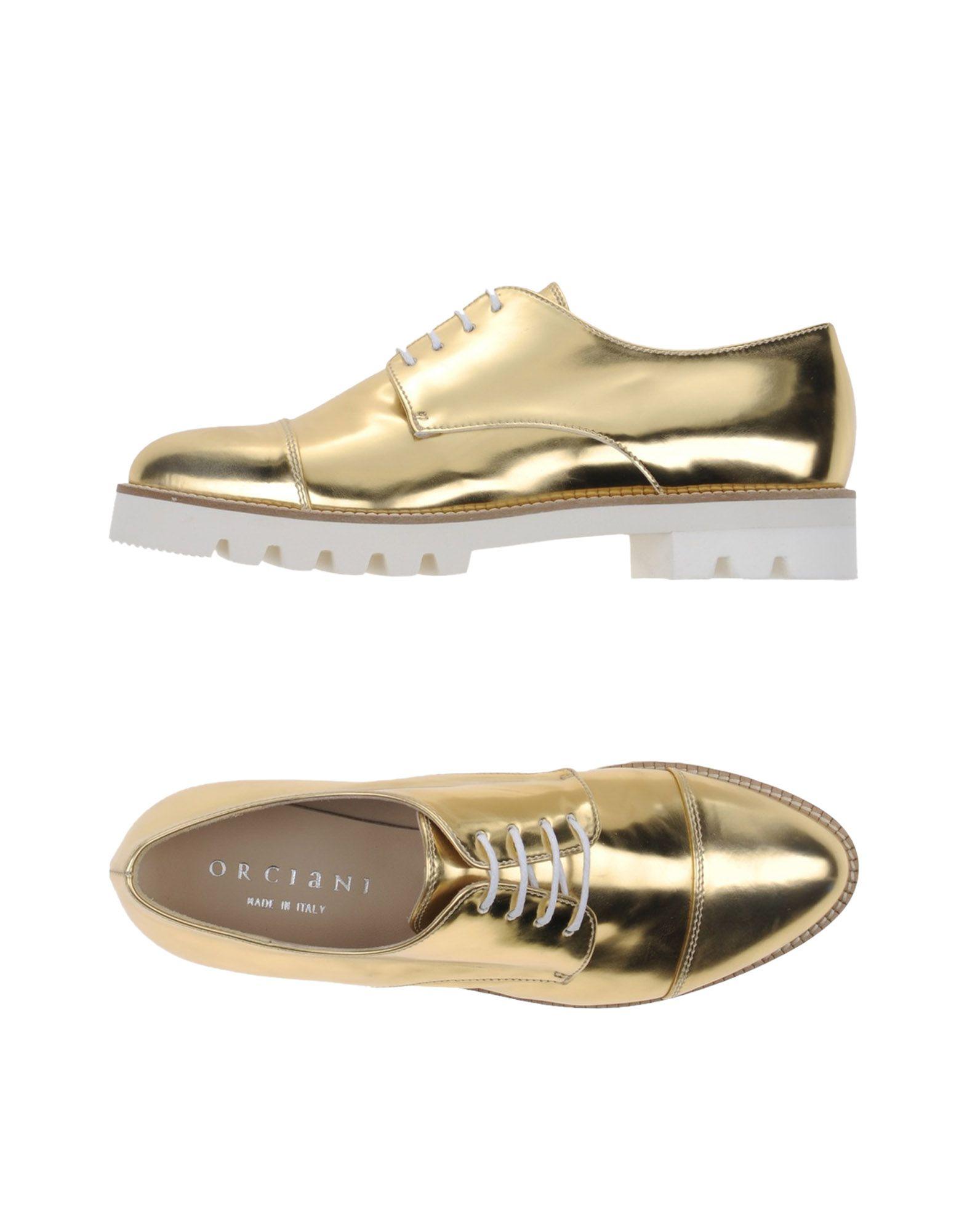 Chaussures À Lacets Orciani Femme - Chaussures À Lacets Orciani sur