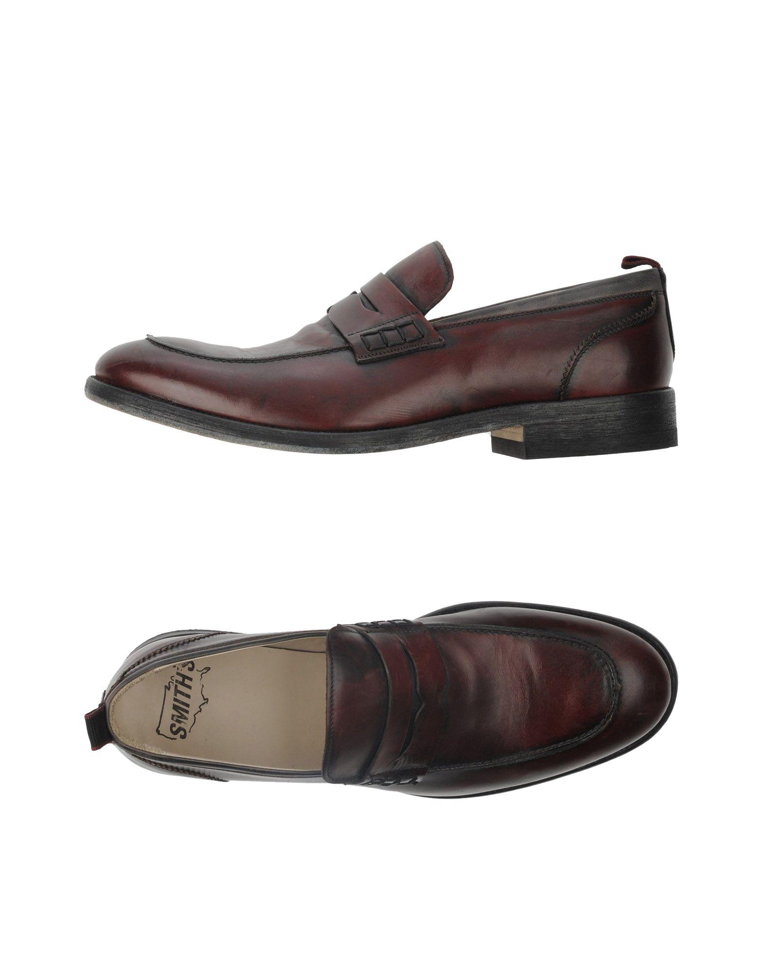 Rabatt echte Schuhe Smith's American Mokassins Herren  44978533BB