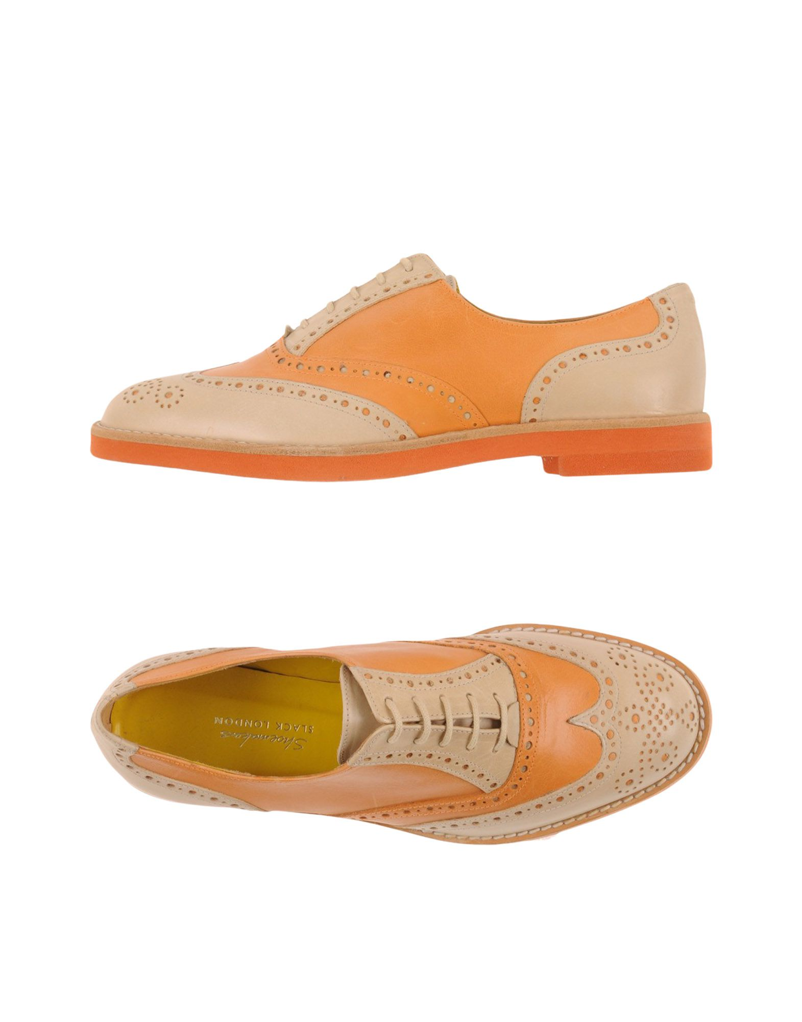 Stringate T&F Slack Shoemakers London Donna - Acquista online su
