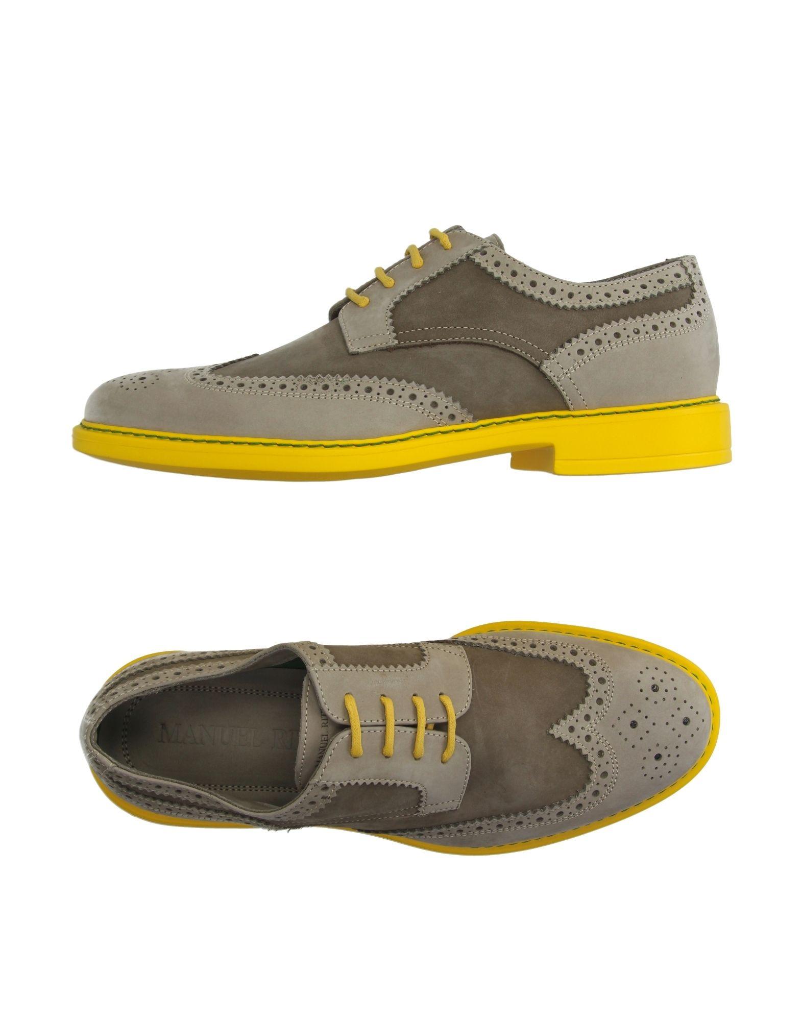 Rabatt echte Schuhe Manuel Ritz Schnürschuhe Herren  44980950AU
