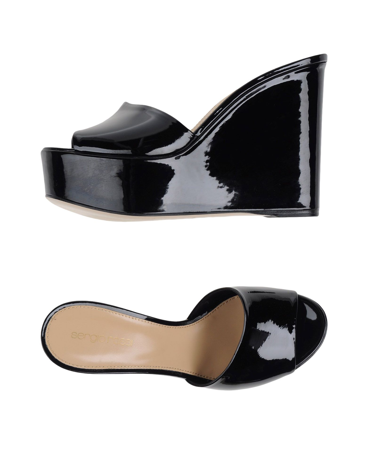 Rabatt Schuhe Sandalen Sergio Rossi Sandalen Schuhe Damen  44984013WJ 0128e1