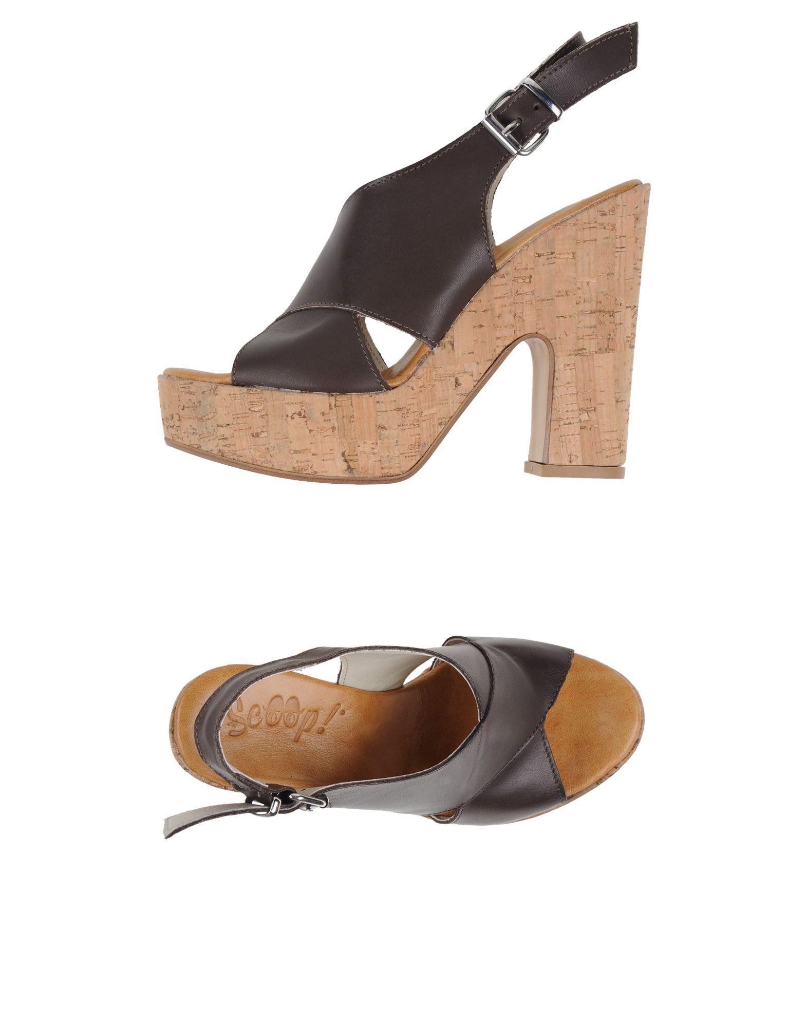 Sandales Scoop! Femme - Sandales Scoop! sur