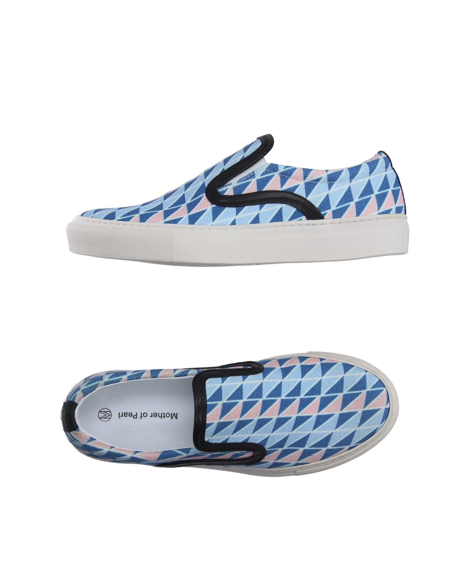 Sneakers Mother Of Pearl Femme - Sneakers Mother Of Pearl sur