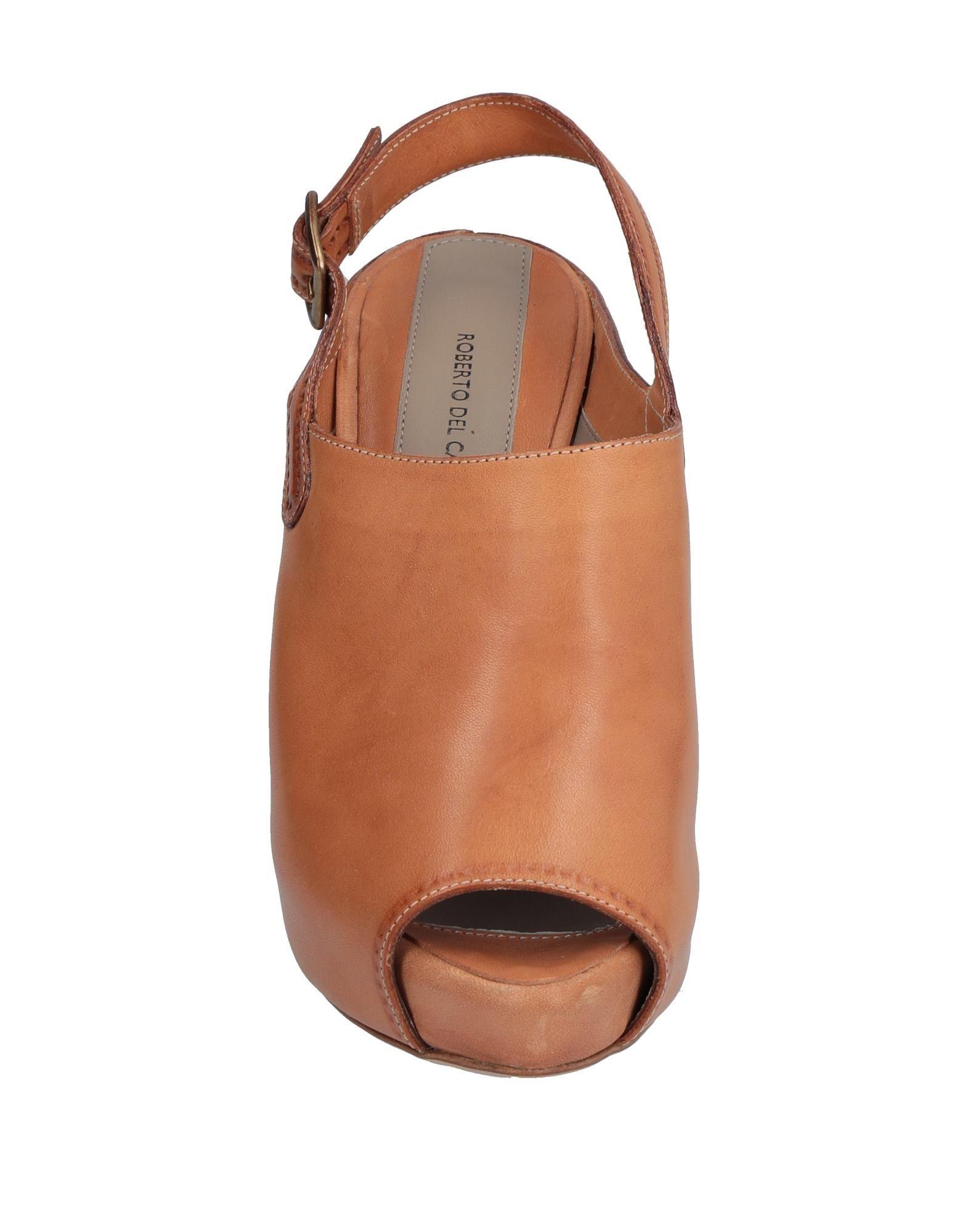 Rabatt Schuhe Roberto Del 44986124AD Carlo Sandalen Damen  44986124AD Del 6d6b46