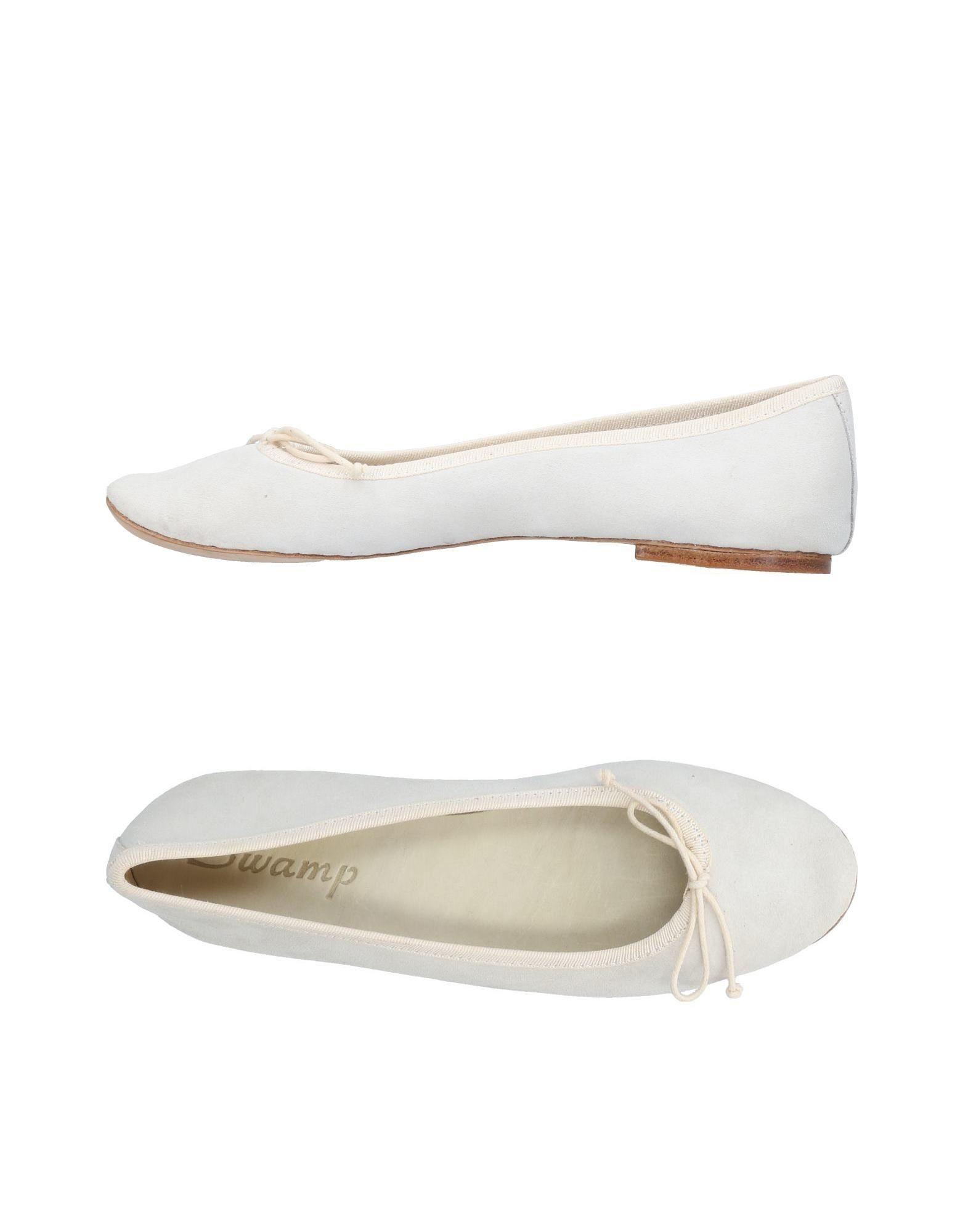 Haltbare Mode billige Schuhe Swamp Ballerinas Damen  44986649JQ Heiße Schuhe