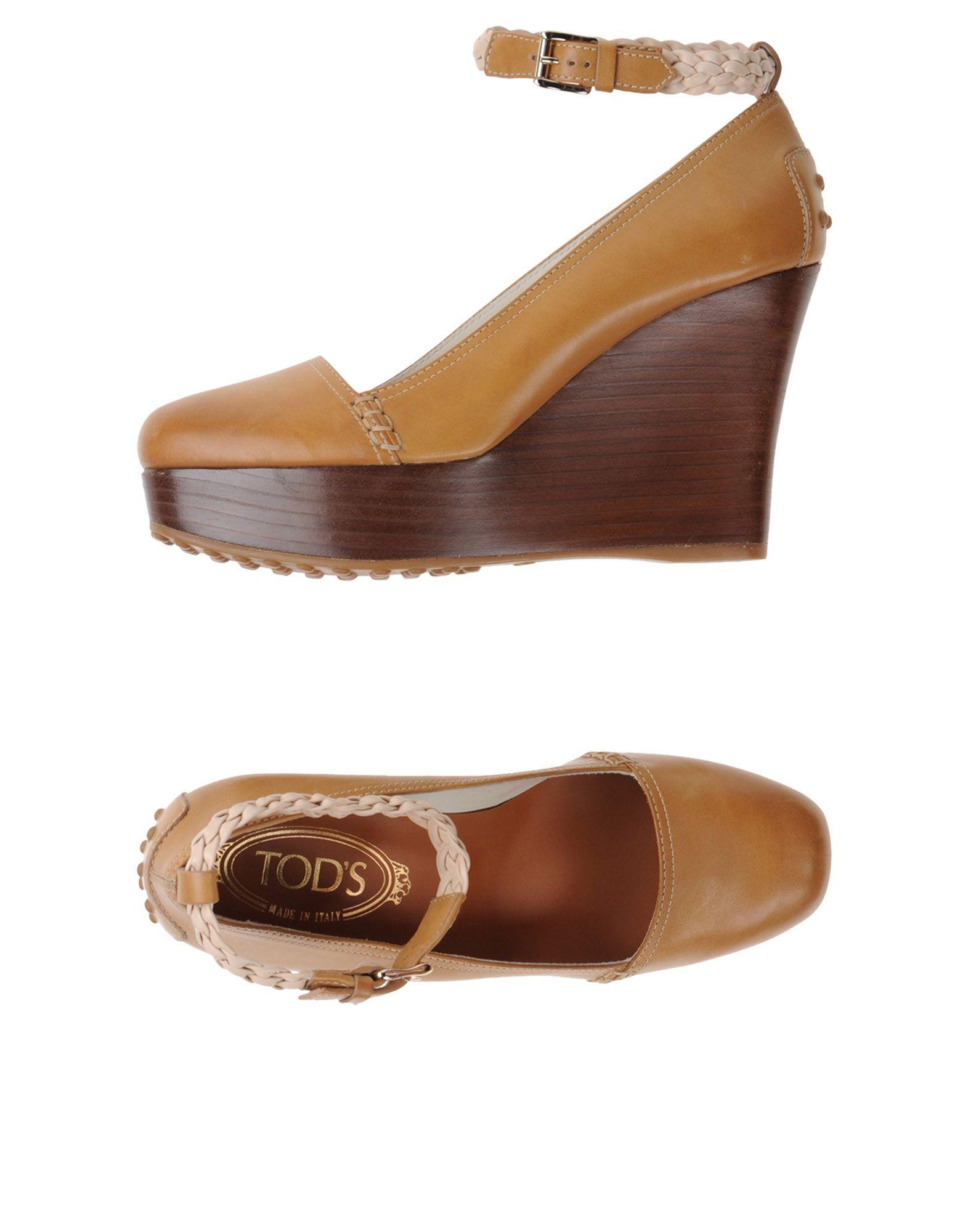 Haltbare Mode billige Schuhe Tod's Pumps Damen  44986915WN Heiße Schuhe